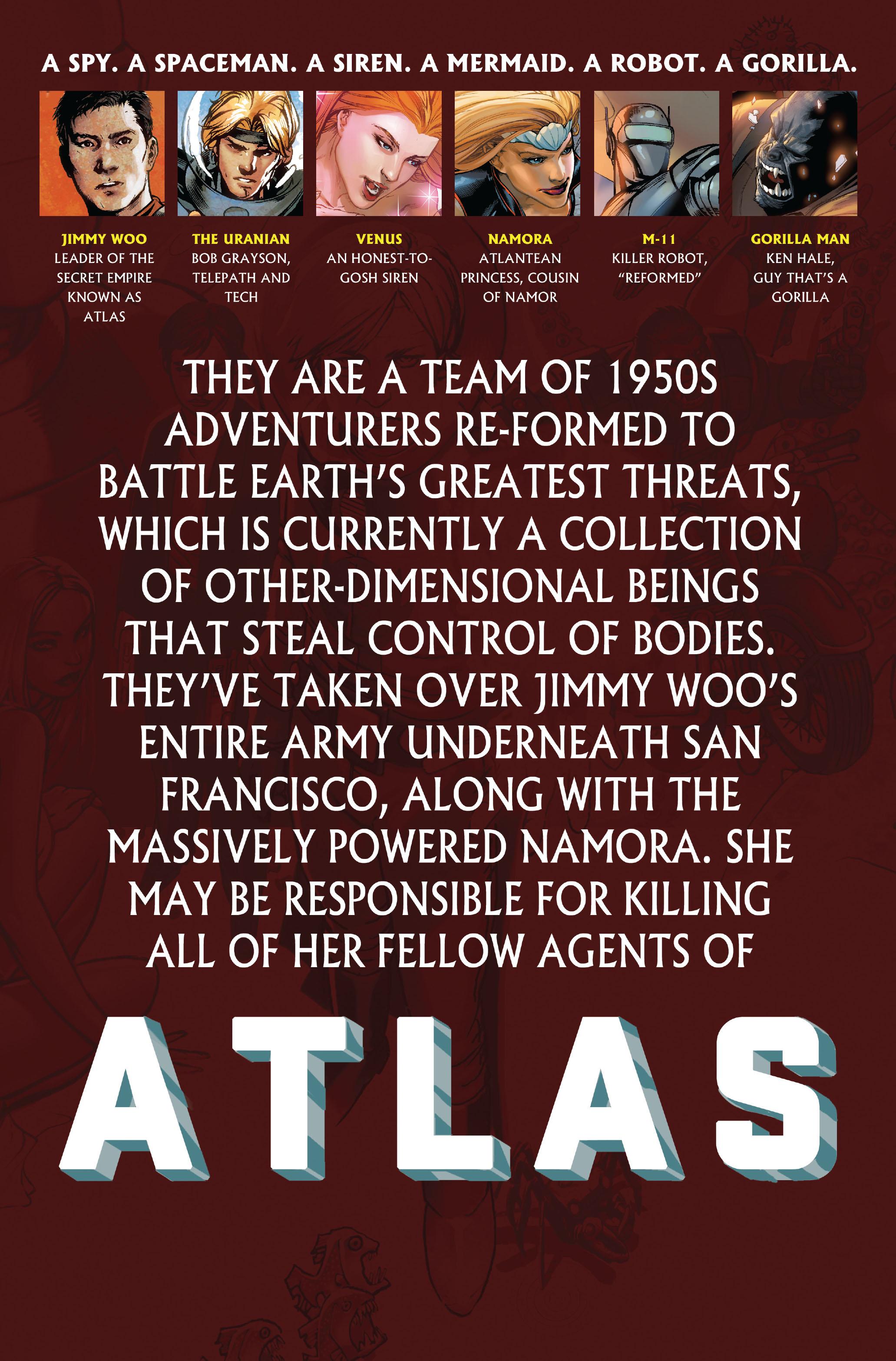 Read online Atlas comic -  Issue #4 - 2