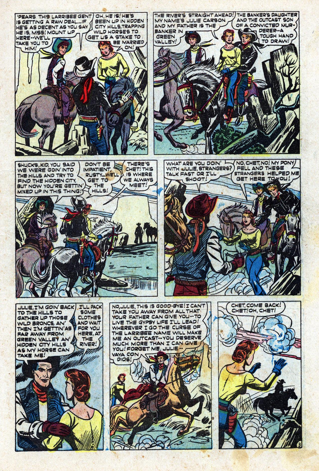 Read online Two-Gun Kid comic -  Issue #10 - 5
