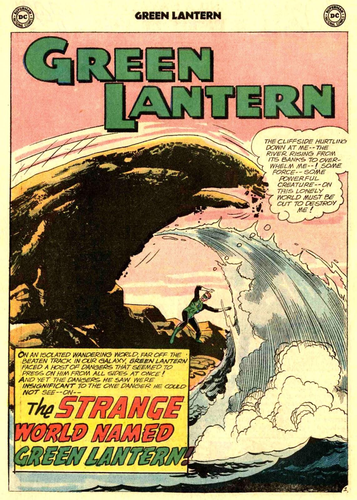 Green Lantern (1960) Issue #24 #27 - English 22