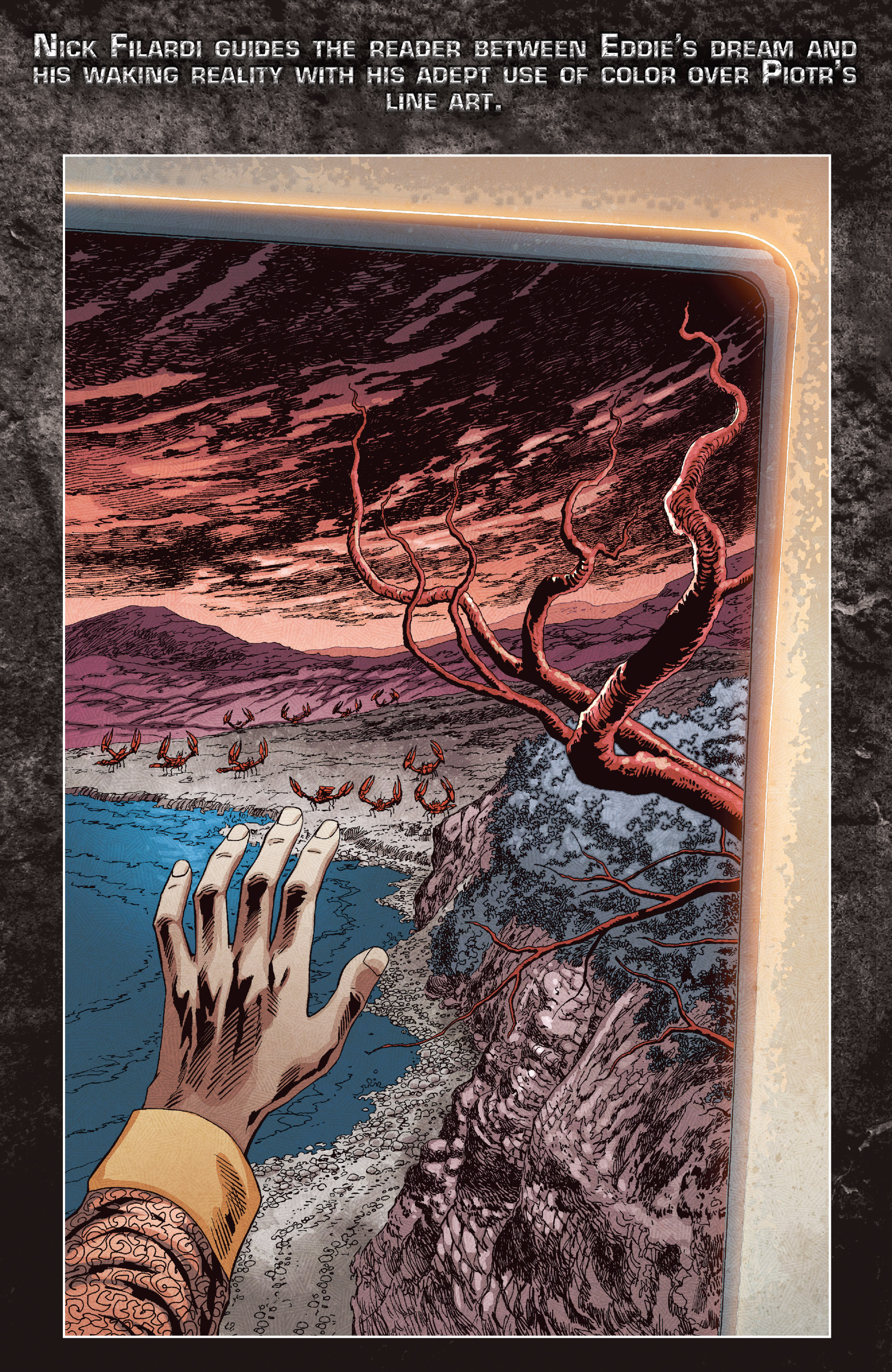Read online Dark Tower: The Drawing of the Three - The Prisoner comic -  Issue #4 - 28