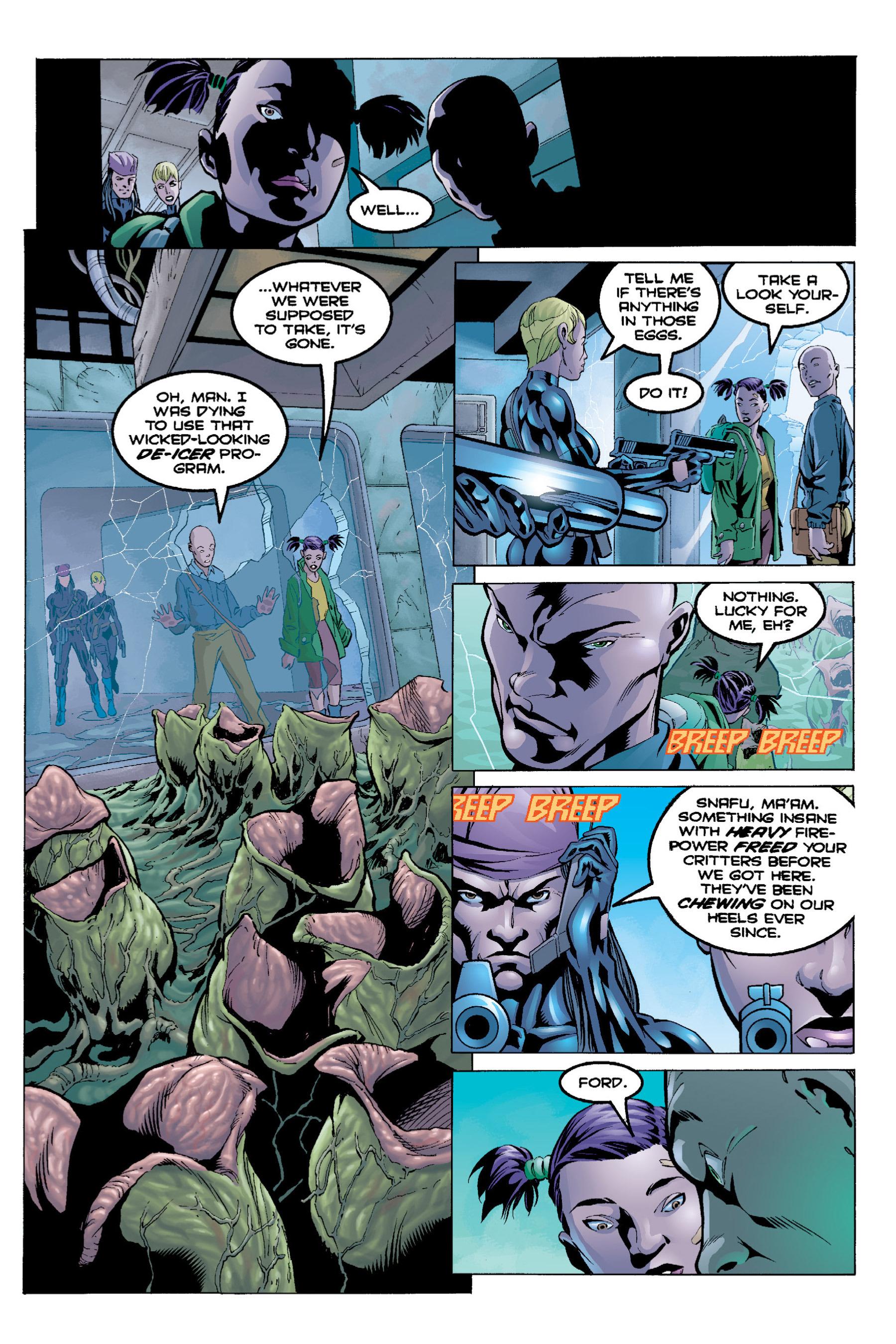 Read online Aliens vs. Predator Omnibus comic -  Issue # _TPB 2 Part 4 - 70
