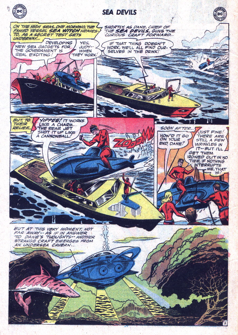 Sea Devils issue 19 - Page 4