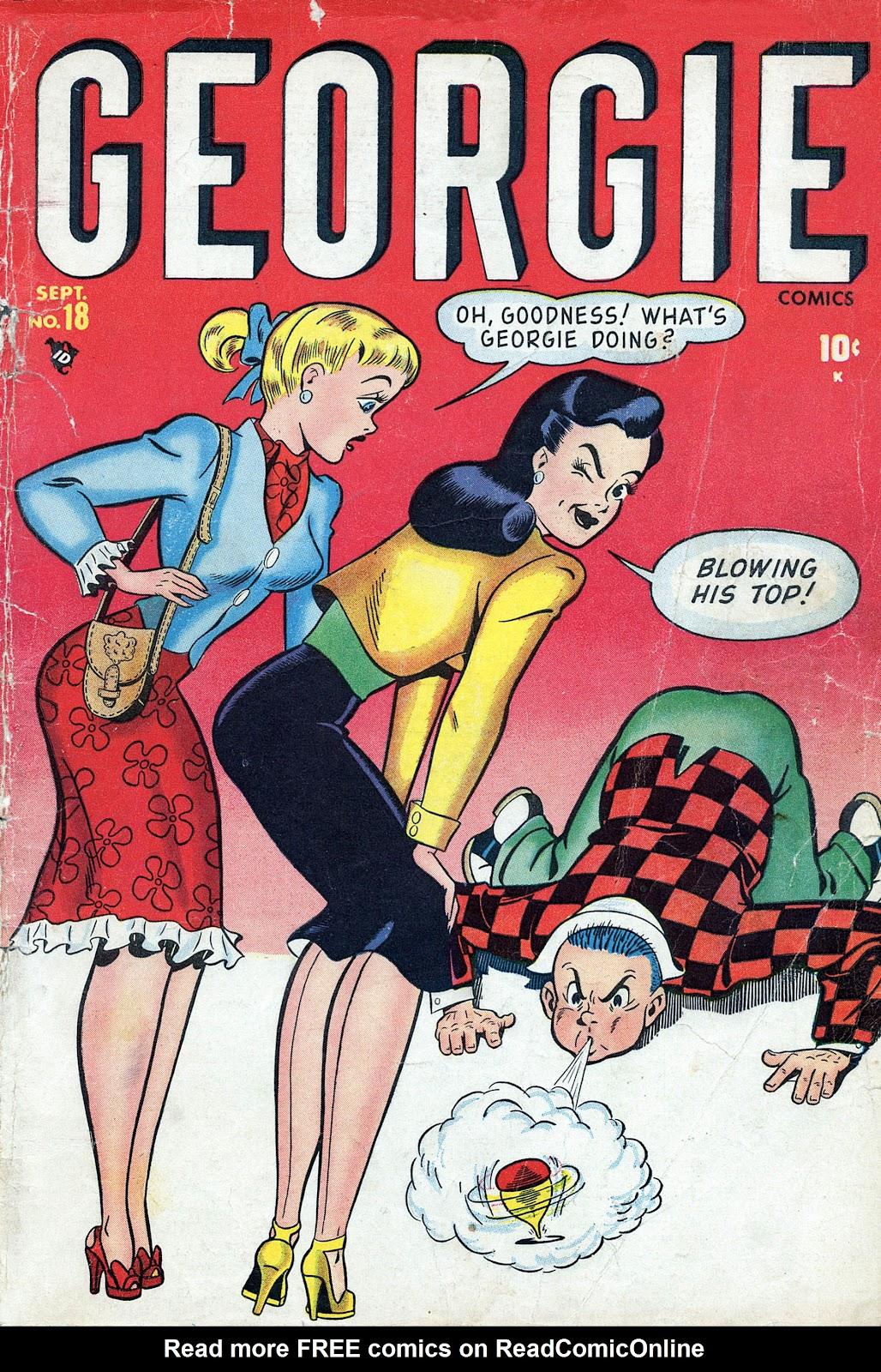 Georgie Comics (1945) issue 18 - Page 1