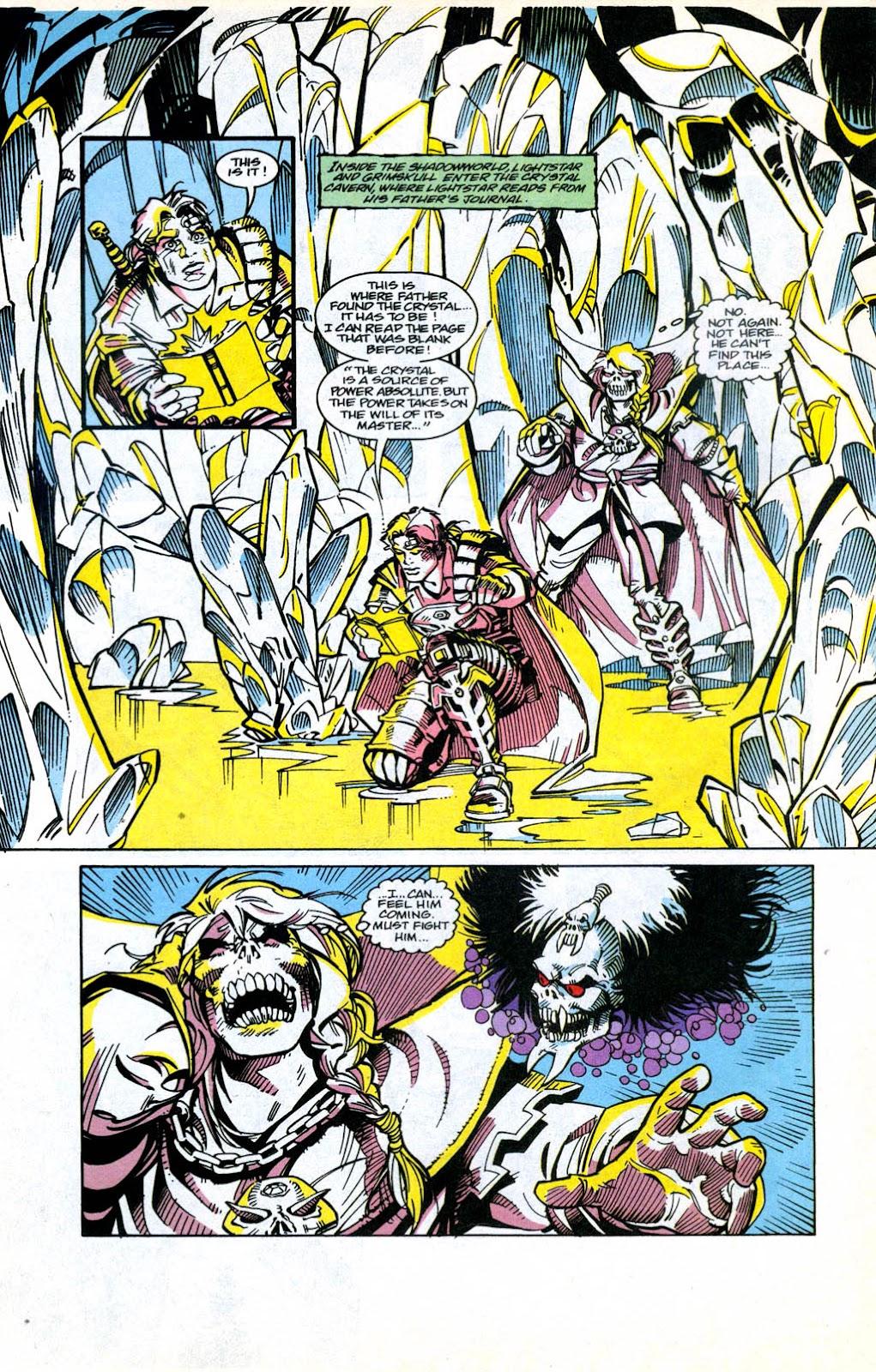 Skeleton Warriors Issue #3 #3 - English 22