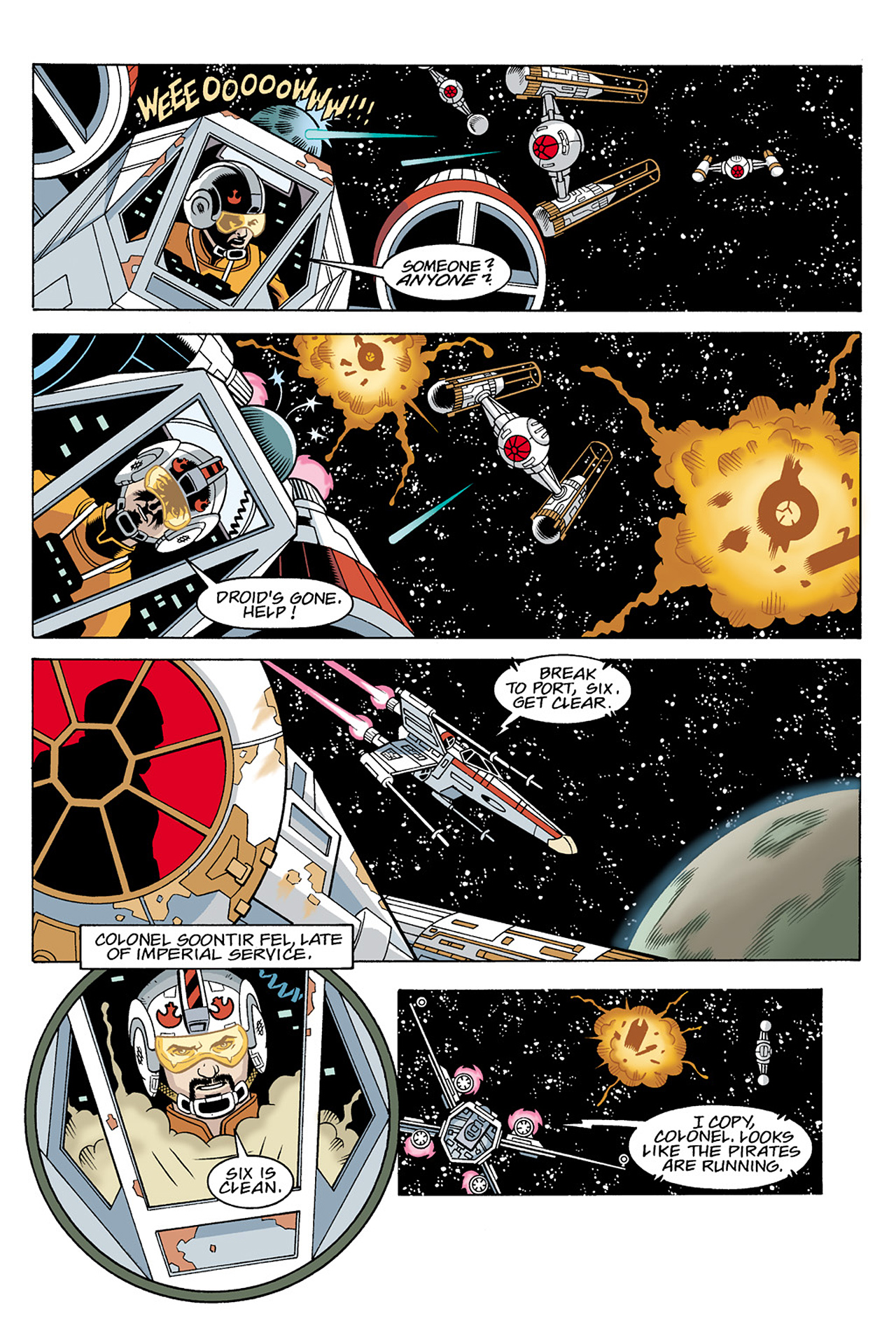 Read online Star Wars Omnibus comic -  Issue # Vol. 3 - 186