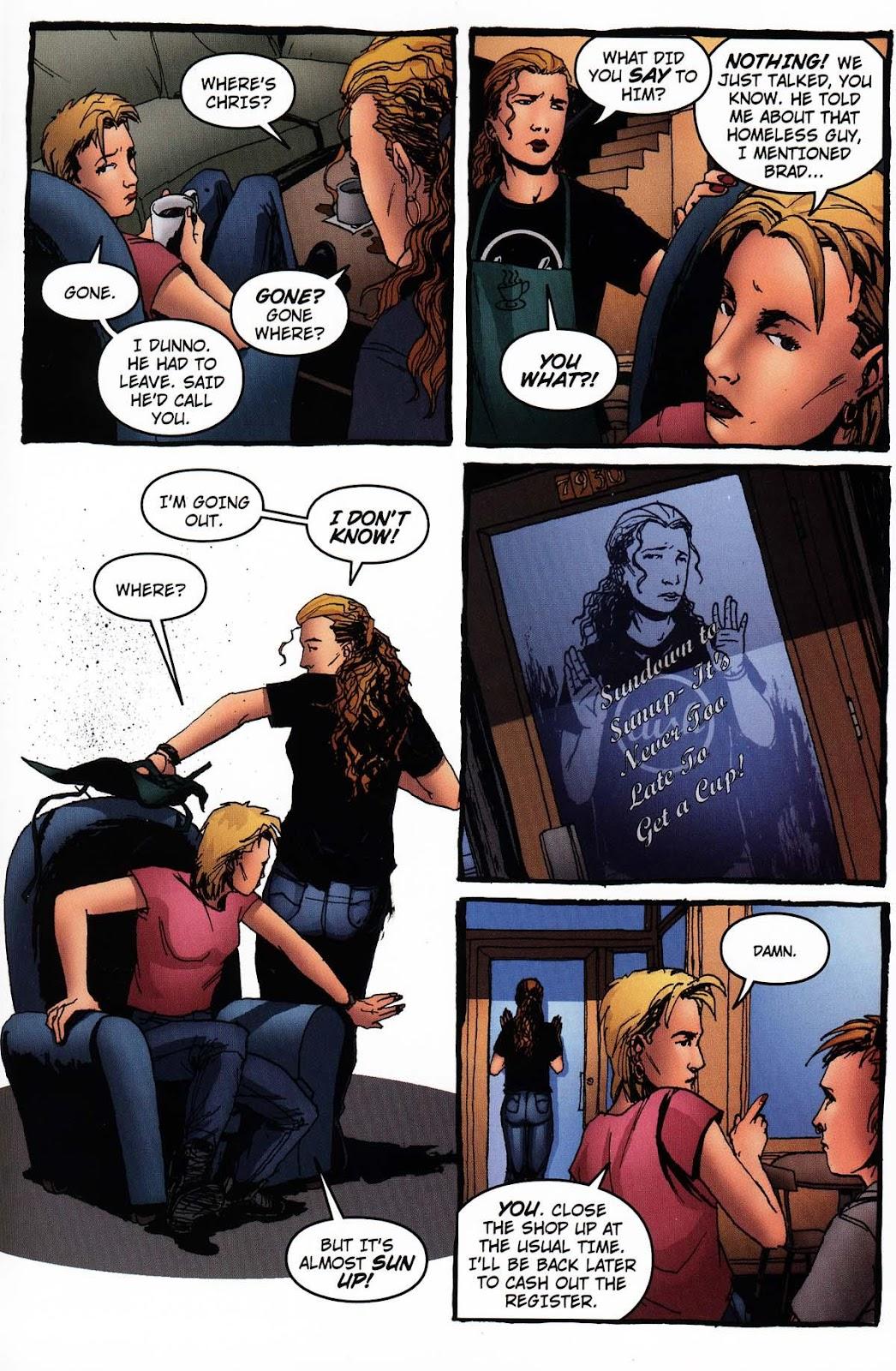 Read online Vampire the Masquerade comic -  Issue # Ventrue - 21