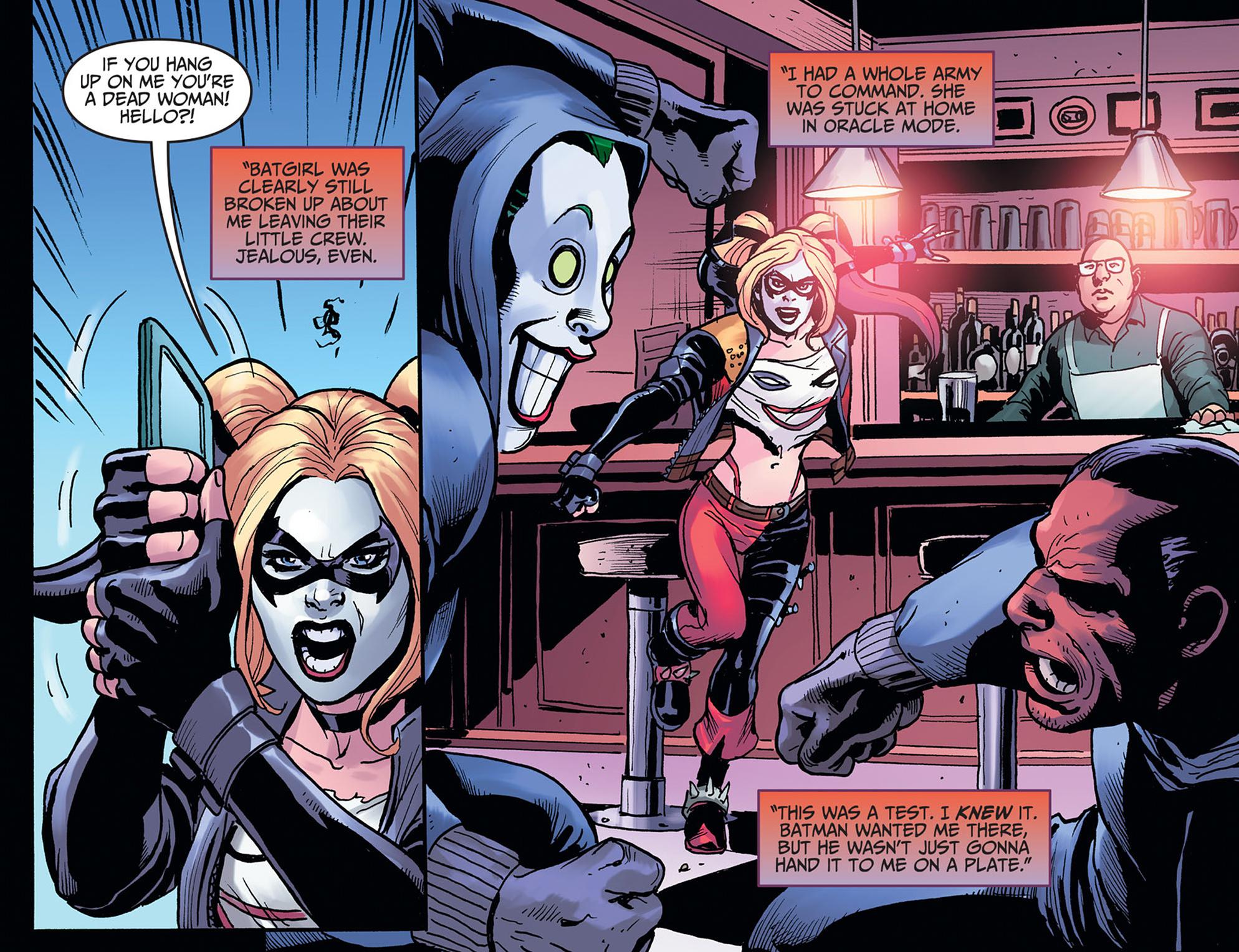 Read online Injustice: Ground Zero comic -  Issue #9 - 8