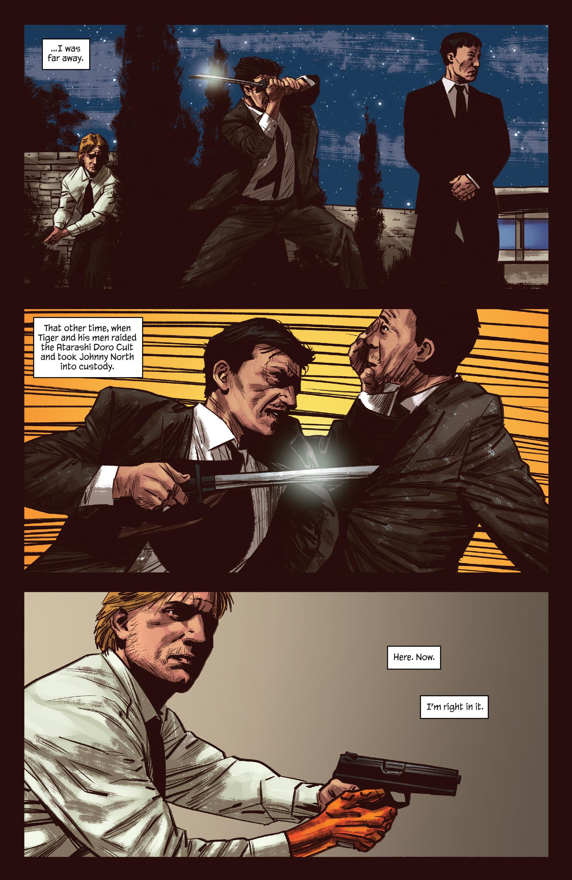 Read online James Bond: Felix Leiter comic -  Issue #5 - 4