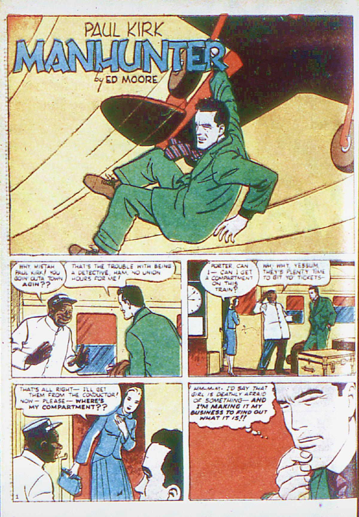 Read online Adventure Comics (1938) comic -  Issue #66 - 53