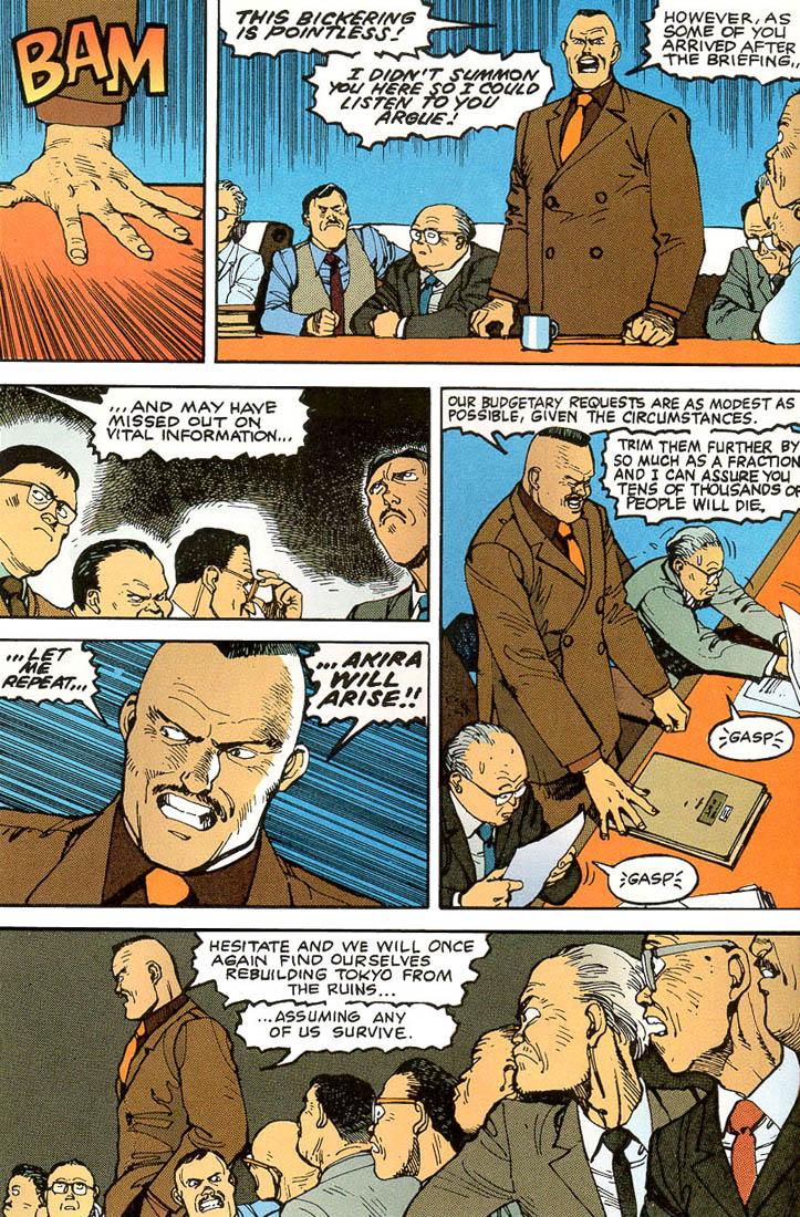 Read online Akira comic -  Issue #3 - 46