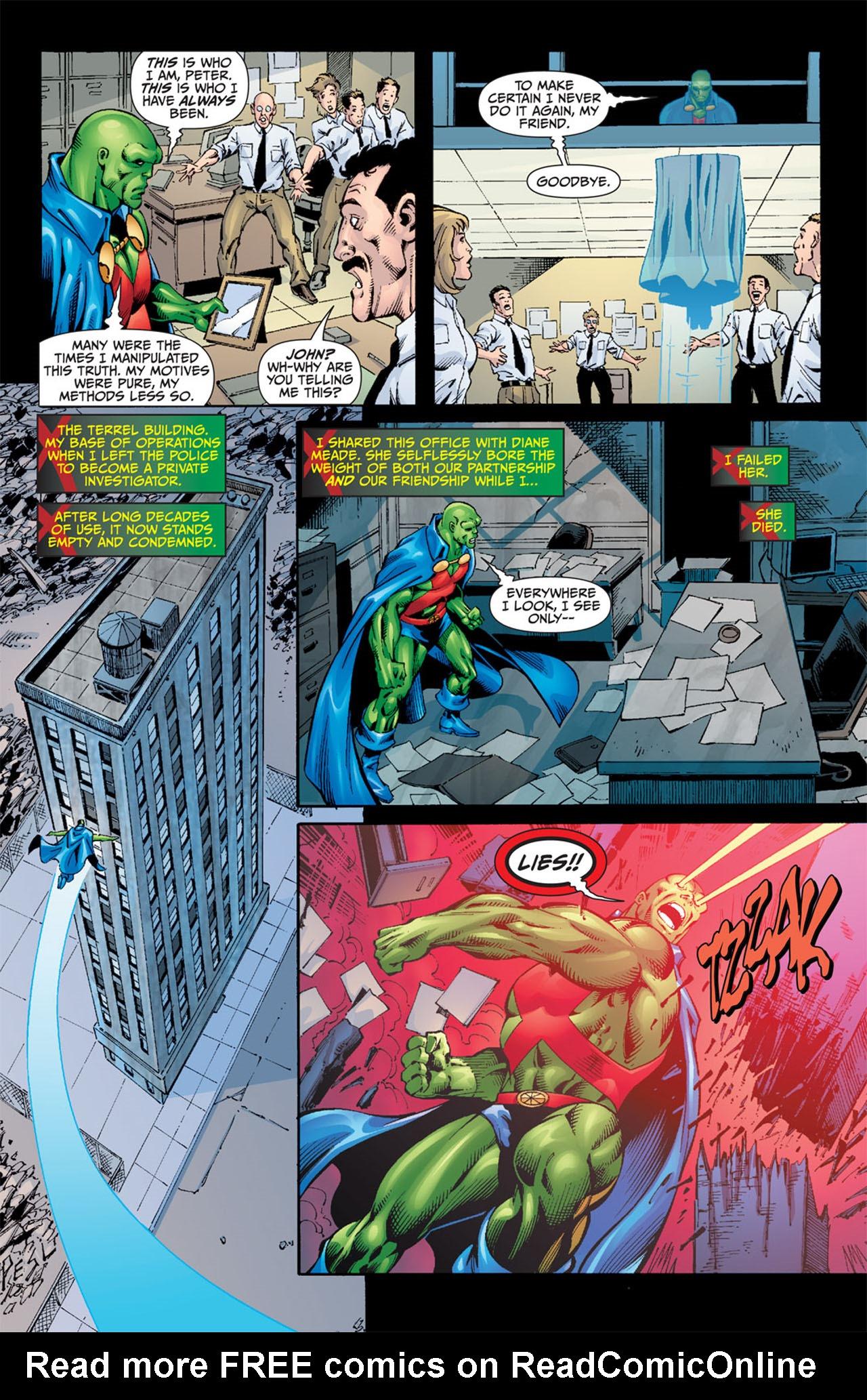 Read online World War III comic -  Issue #3 - 23