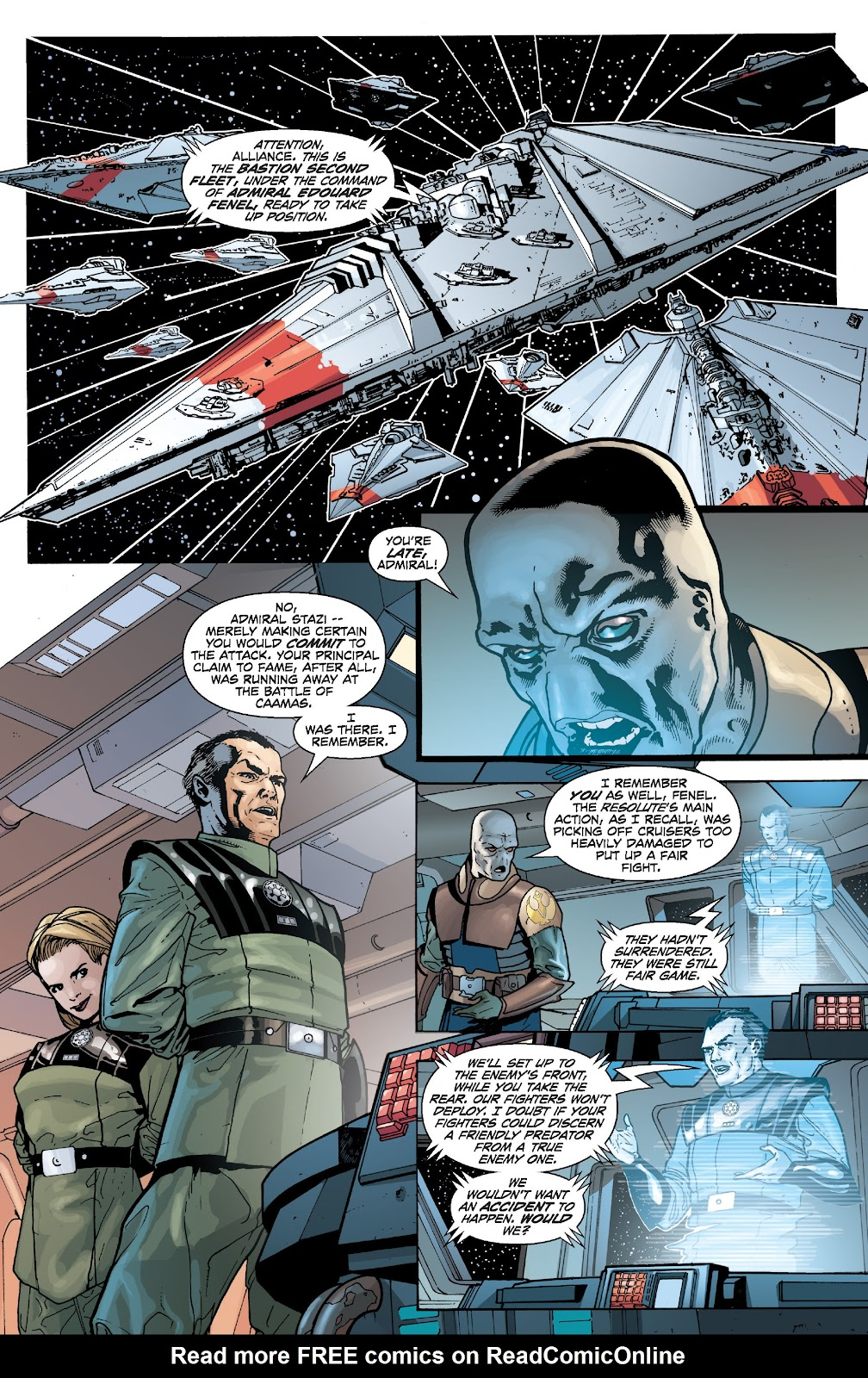 Read online Star Wars Legends: Legacy - Epic Collection comic -  Issue # TPB 2 (Part 4) - 96