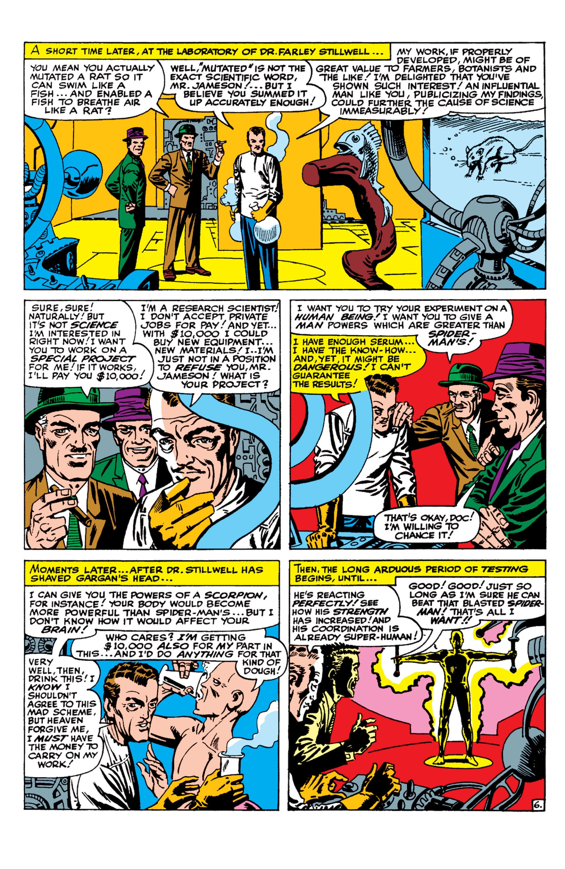 The Amazing Spider-Man (1963) 20 Page 6