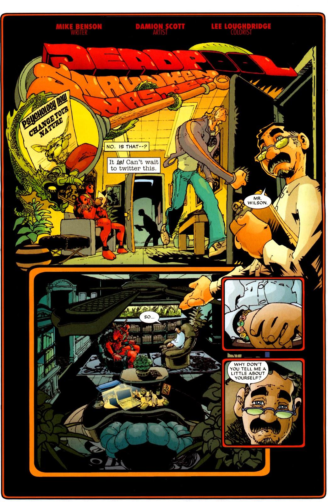 Read online Deadpool (2008) comic -  Issue #900 - 23