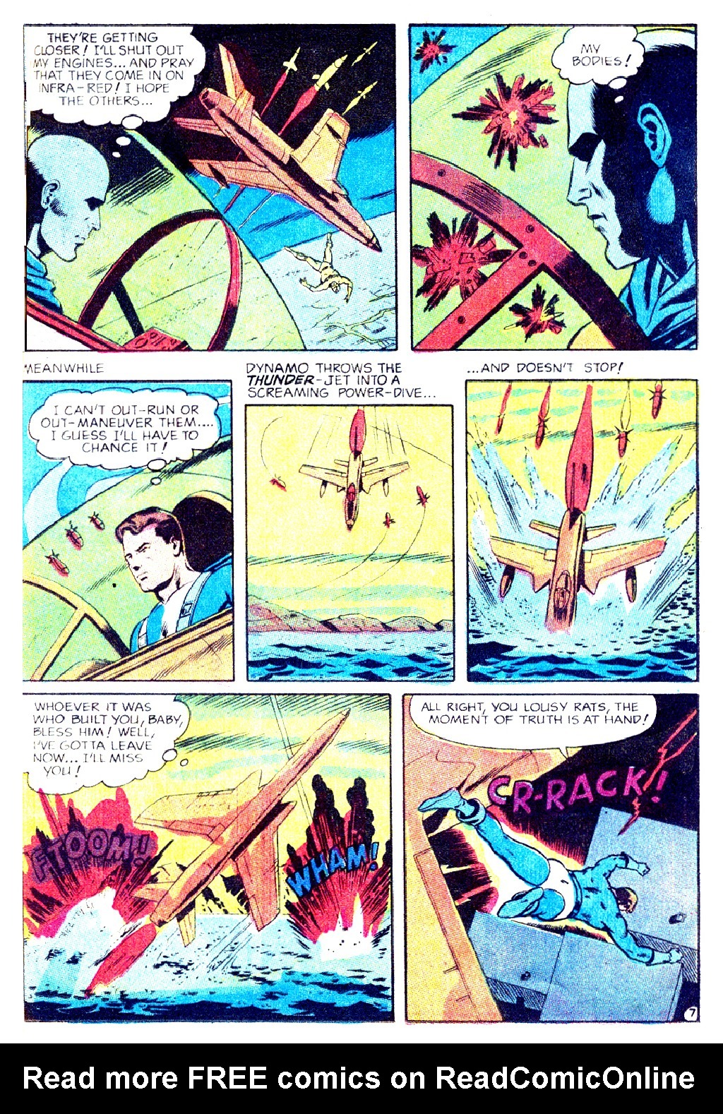 T.H.U.N.D.E.R. Agents (1965) issue 9 - Page 49