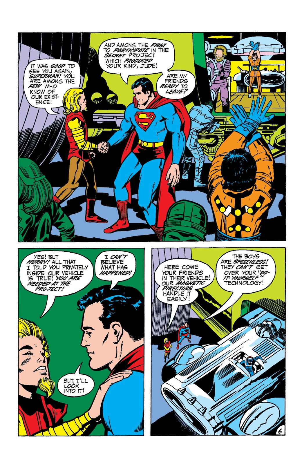 Read online Superman's Pal, Jimmy Olsen by Jack Kirby comic -  Issue # TPB (Part 1) - 60