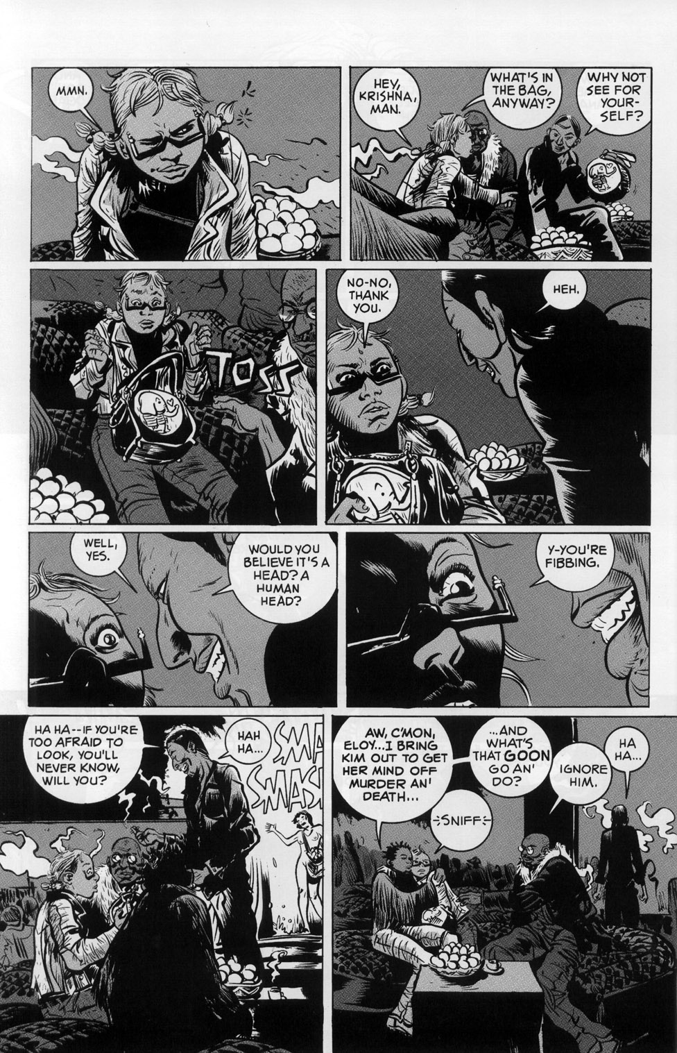 Read online 100% comic -  Issue #2 - 36