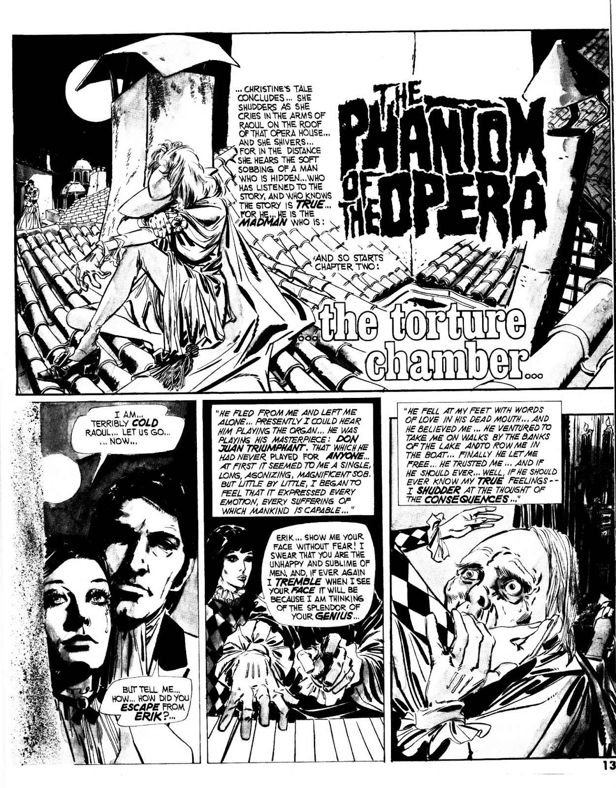 Scream (1973) issue 3 - Page 13