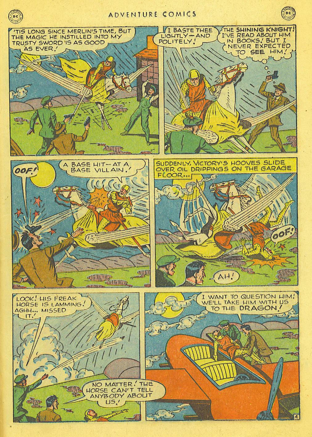 Read online Adventure Comics (1938) comic -  Issue #127 - 31