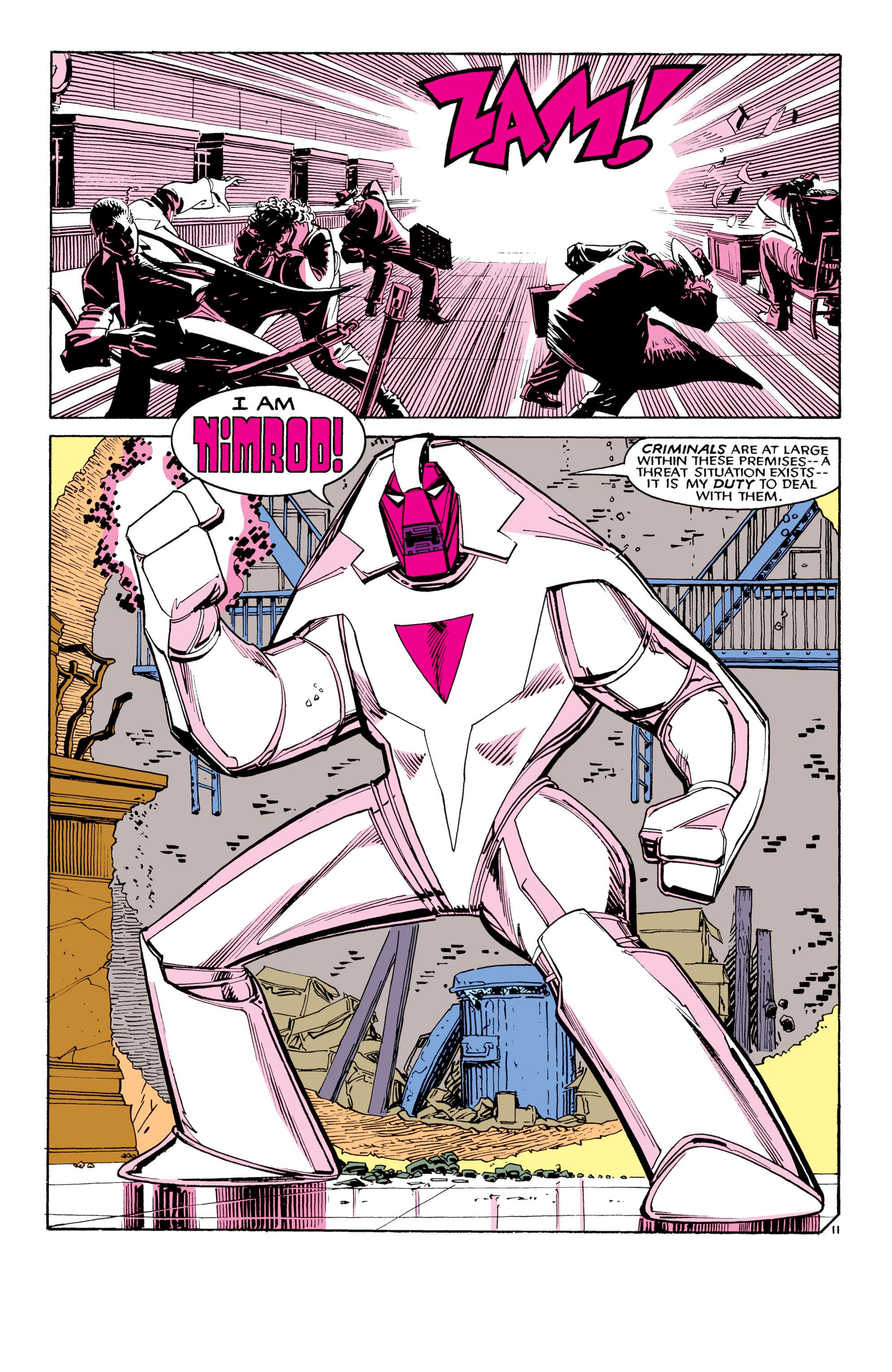 Read online Uncanny X-Men (1963) comic -  Issue #194 - 12