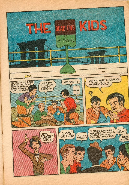 Read online Shadow Comics comic -  Issue #11 - 17