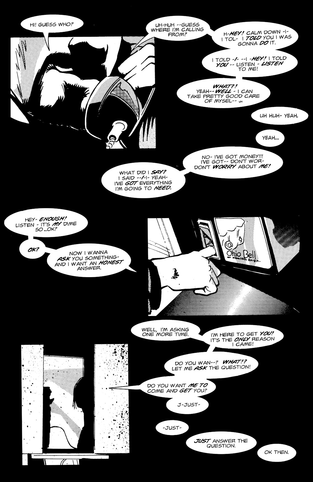 Read online Goldfish comic -  Issue # TPB (Part 1) - 5