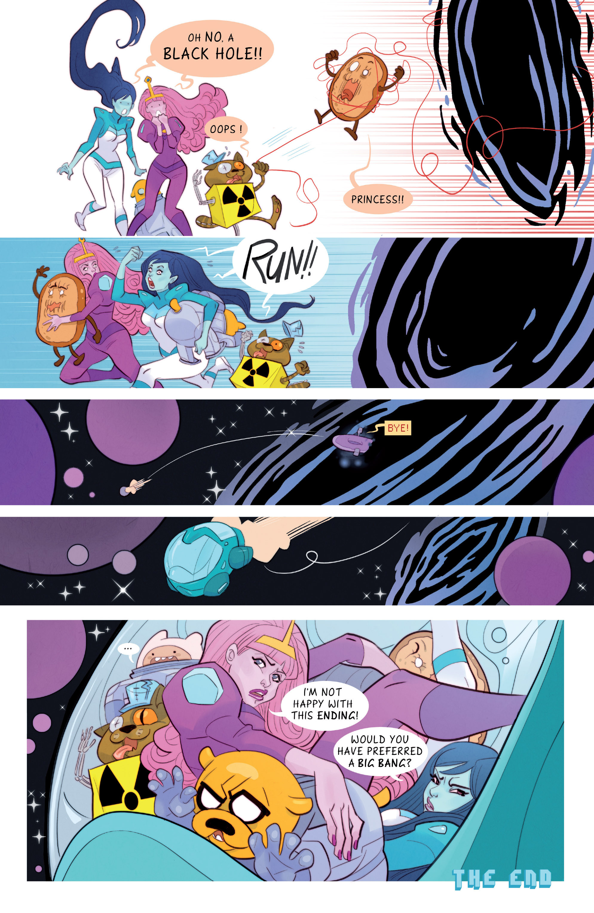 Read online Adventure Time Comics comic -  Issue #3 - 23