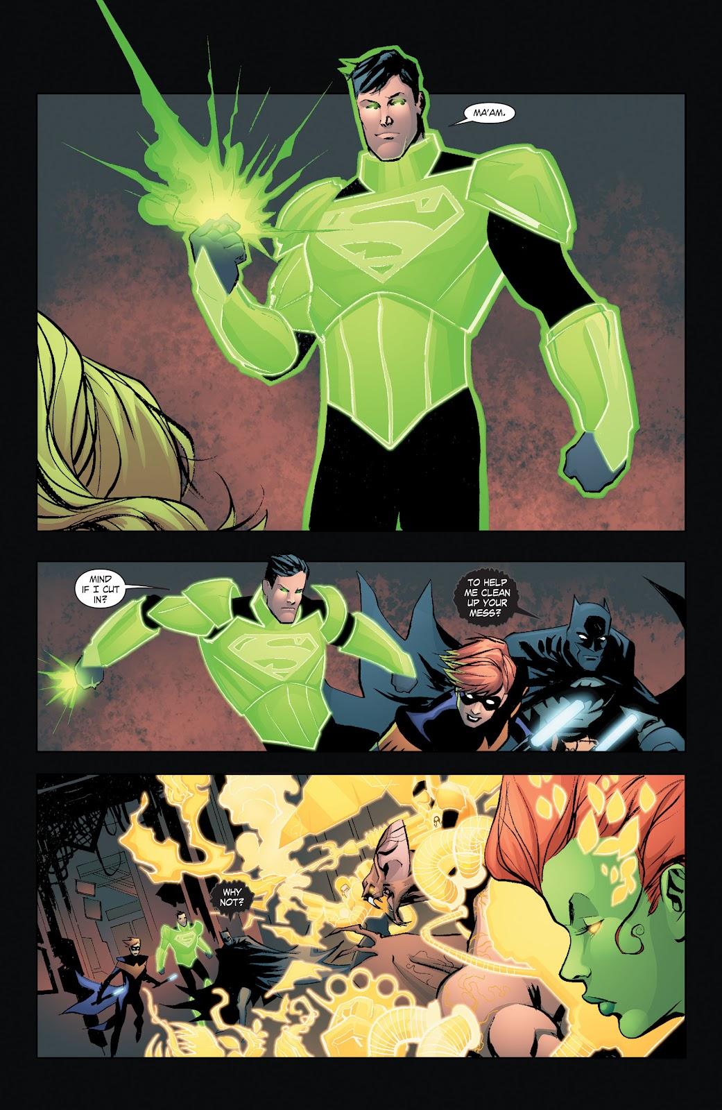 Read online Smallville Season 11 [II] comic -  Issue # TPB 7 - 89