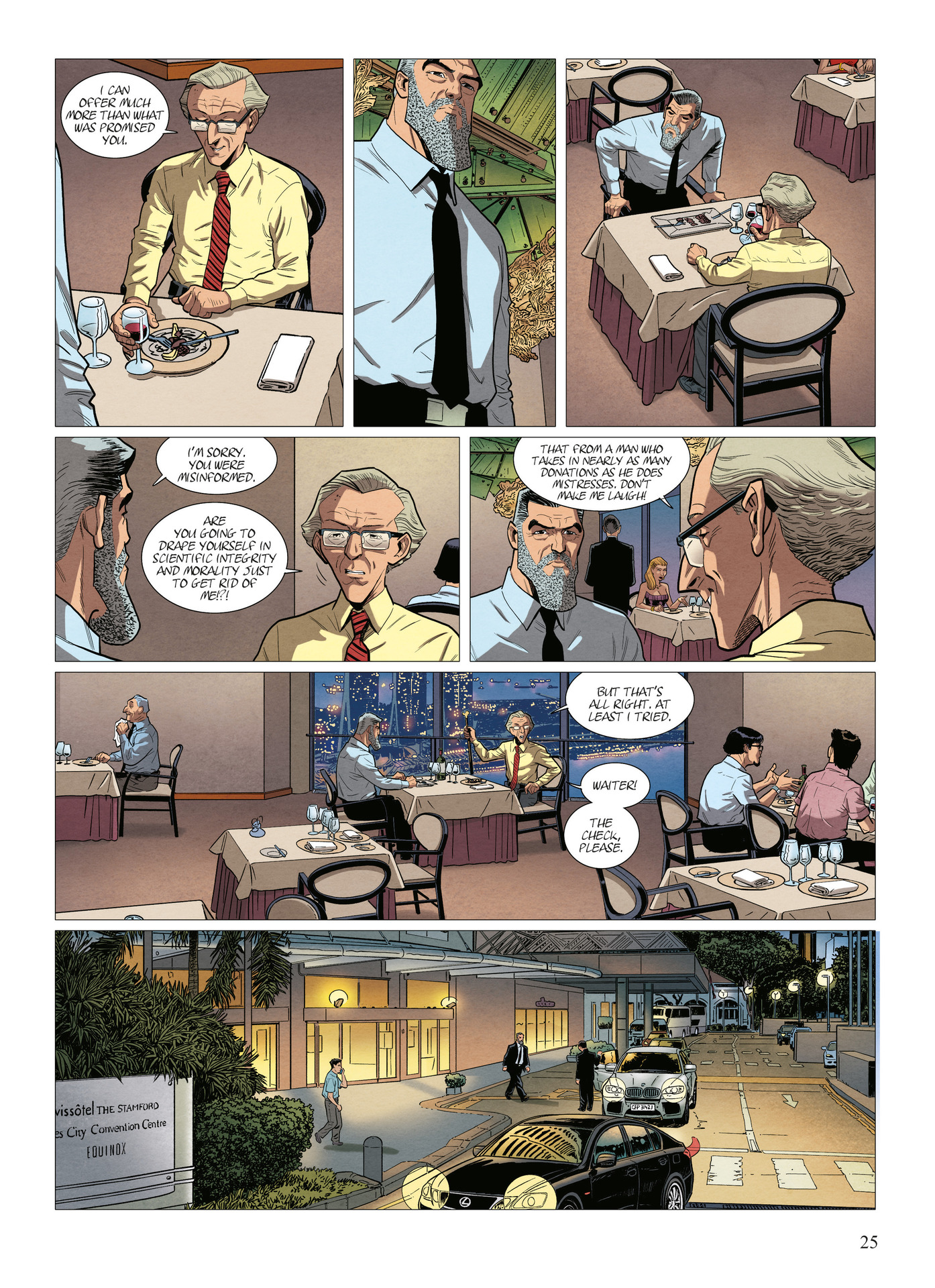 Read online Alter Ego comic -  Issue #10 - 26