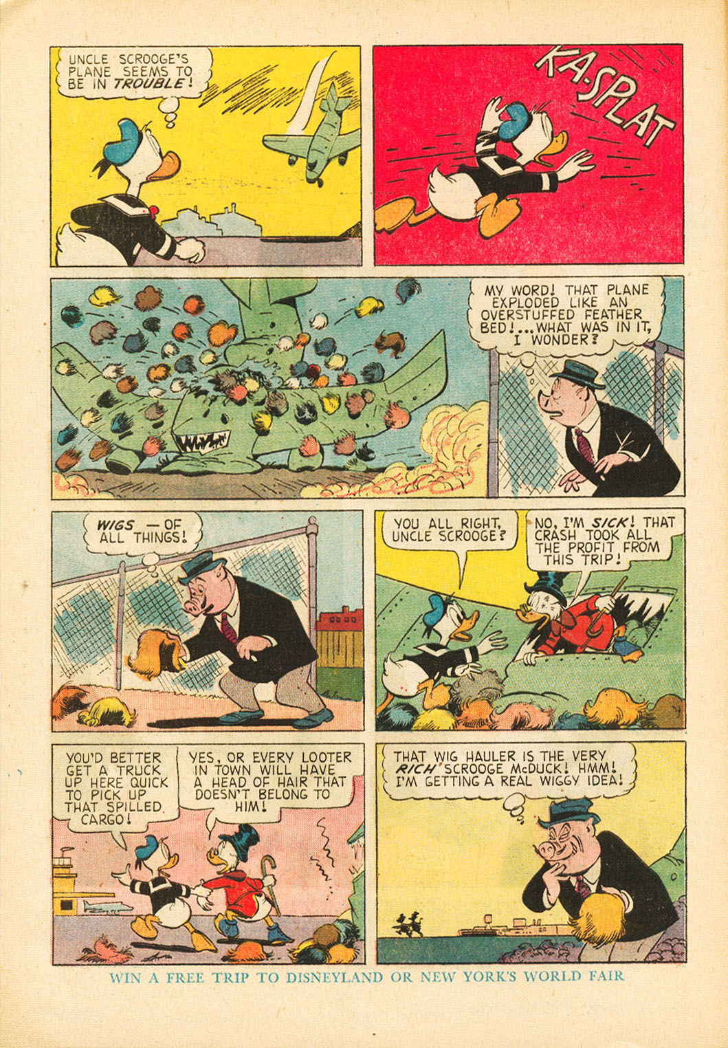 Read online Uncle Scrooge (1953) comic -  Issue #52 - 4