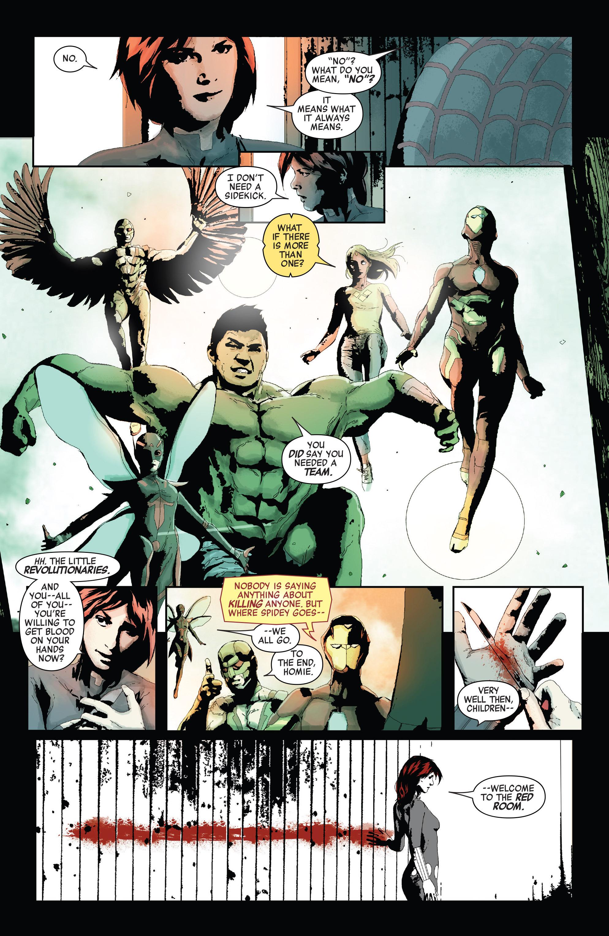 Read online Secret Empire comic -  Issue #2 - 26