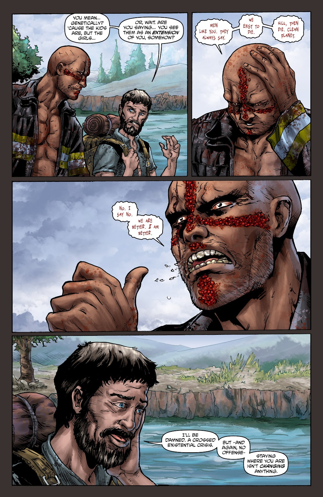 Crossed: Badlands issue 100 - Page 12