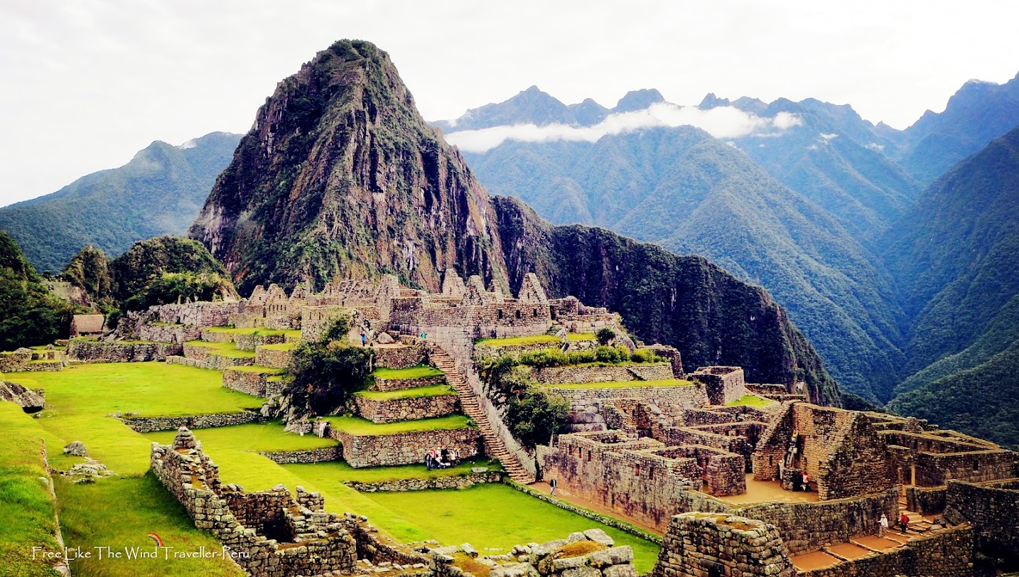 秘魯】世界新七大奇蹟之一-馬丘比丘傳奇文明累到爆炸但超級值回票價的地方- F·L·T·W·T