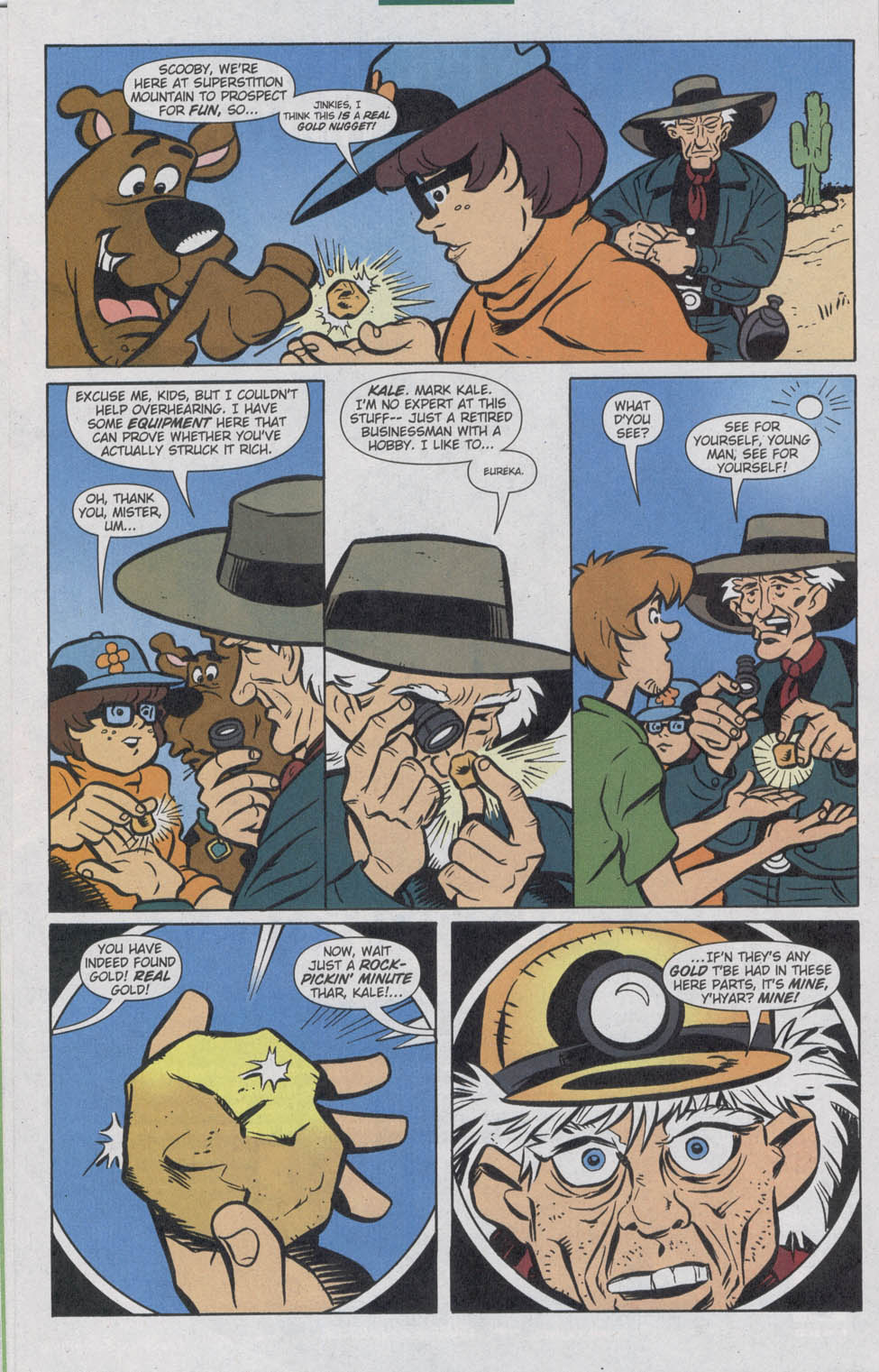 Read online Scooby-Doo (1997) comic -  Issue #78 - 25