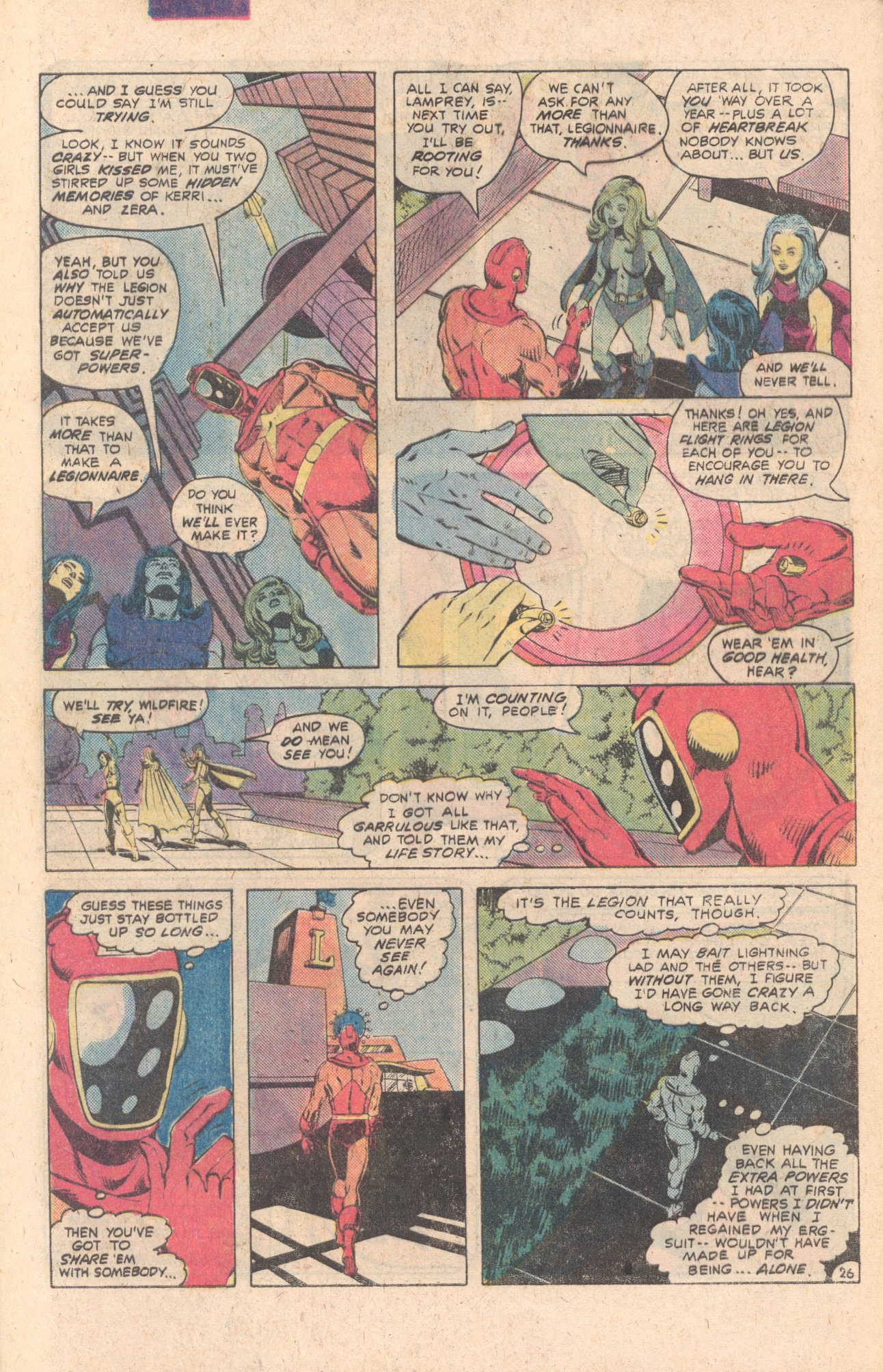 Legion of Super-Heroes (1980) 283 Page 27