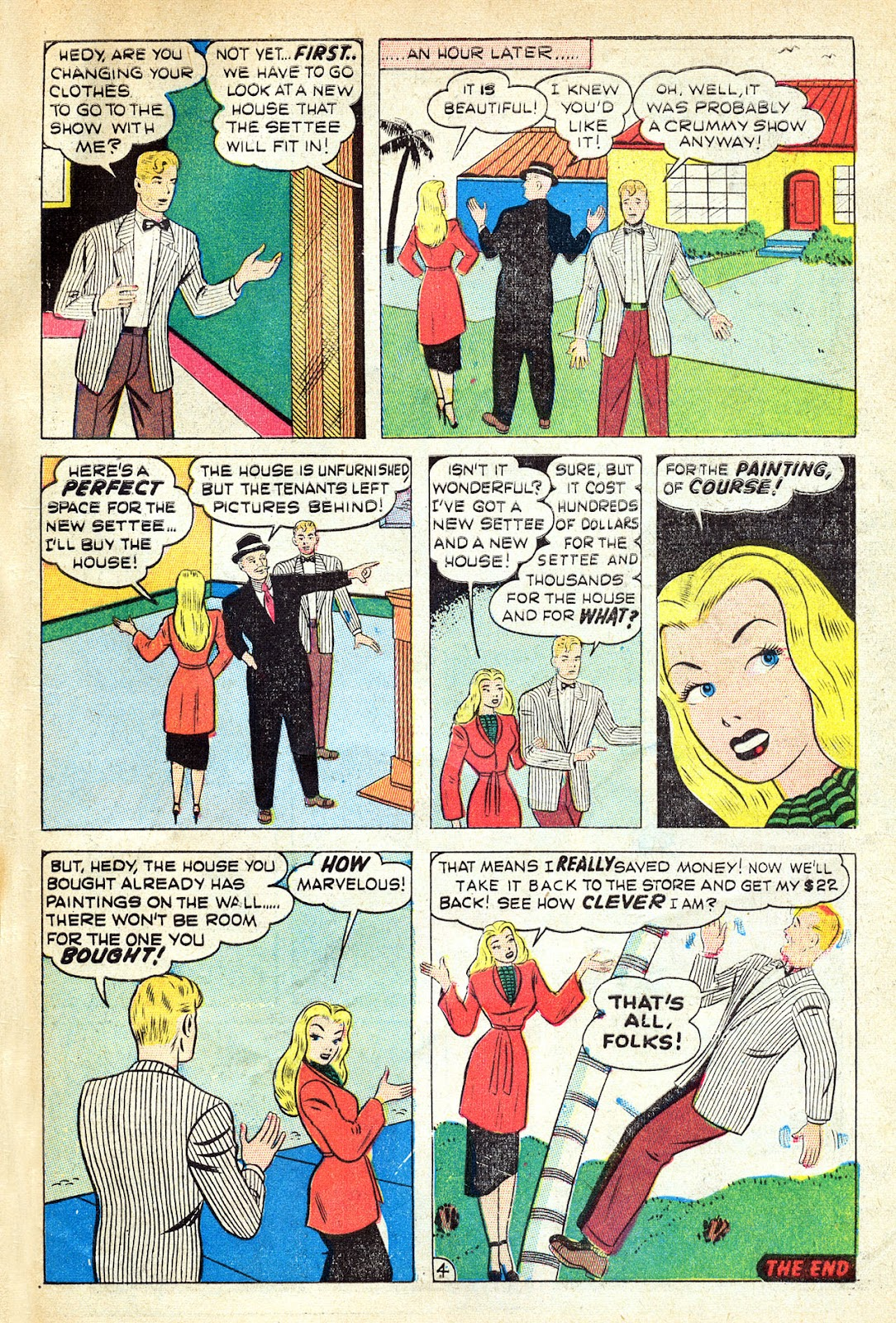 Venus (1948) issue 1 - Page 31