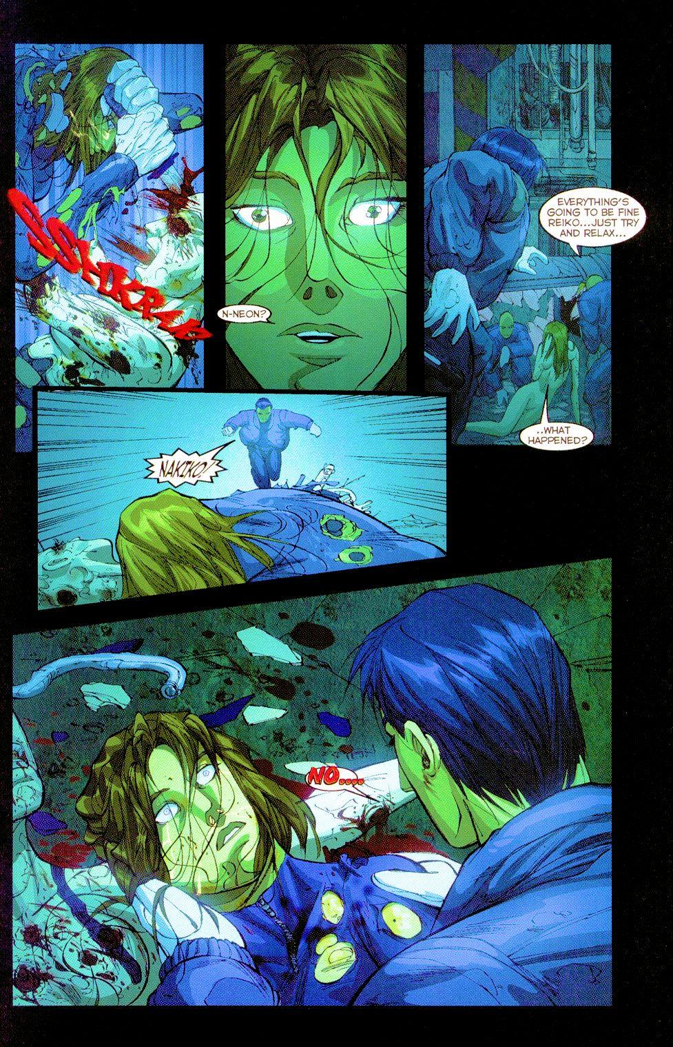 Darkminds (1998) Issue #8 #9 - English 25