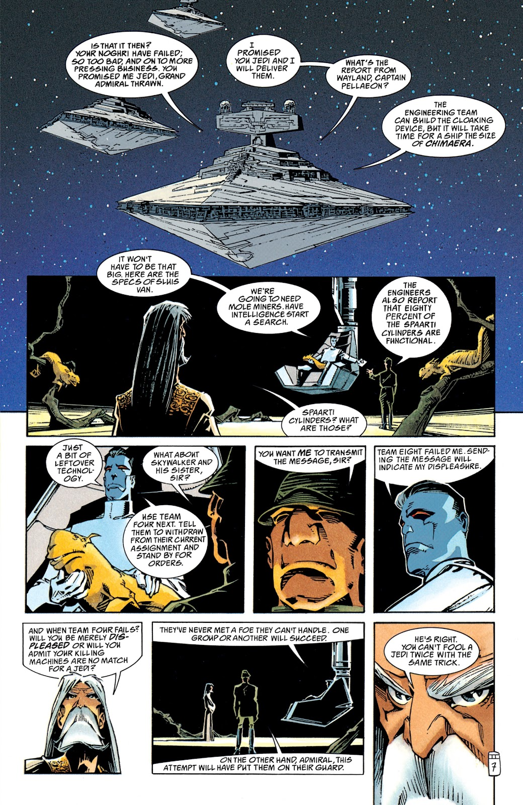 Read online Star Wars Legends: The New Republic - Epic Collection comic -  Issue # TPB 4 (Part 1) - 38