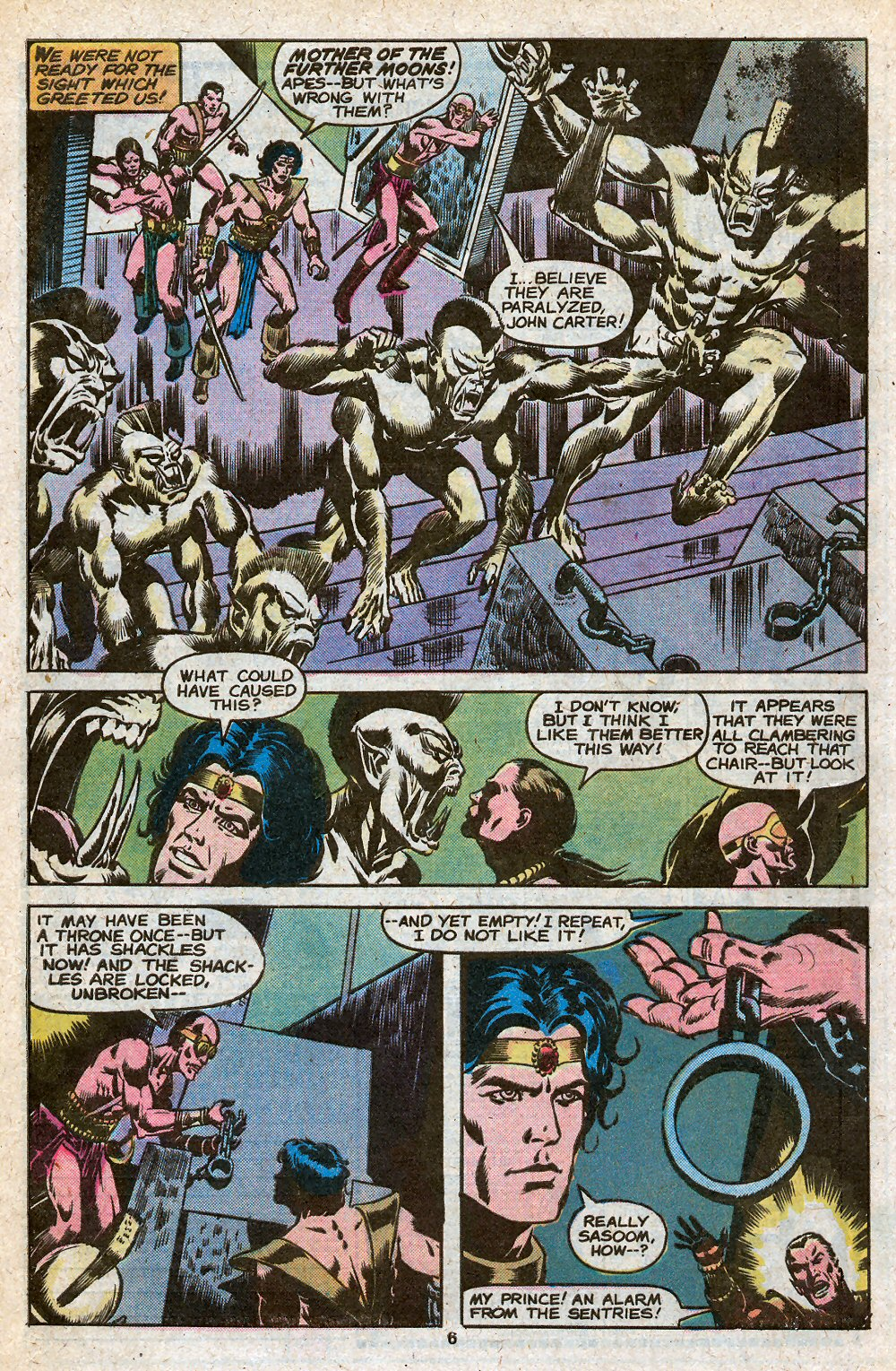 John Carter Warlord of Mars issue 28 - Page 8