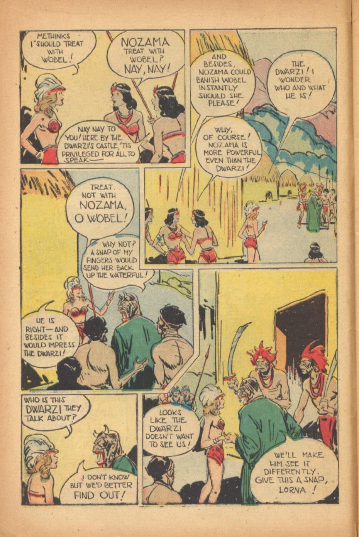 Read online Super-Magician Comics comic -  Issue #47 - 12