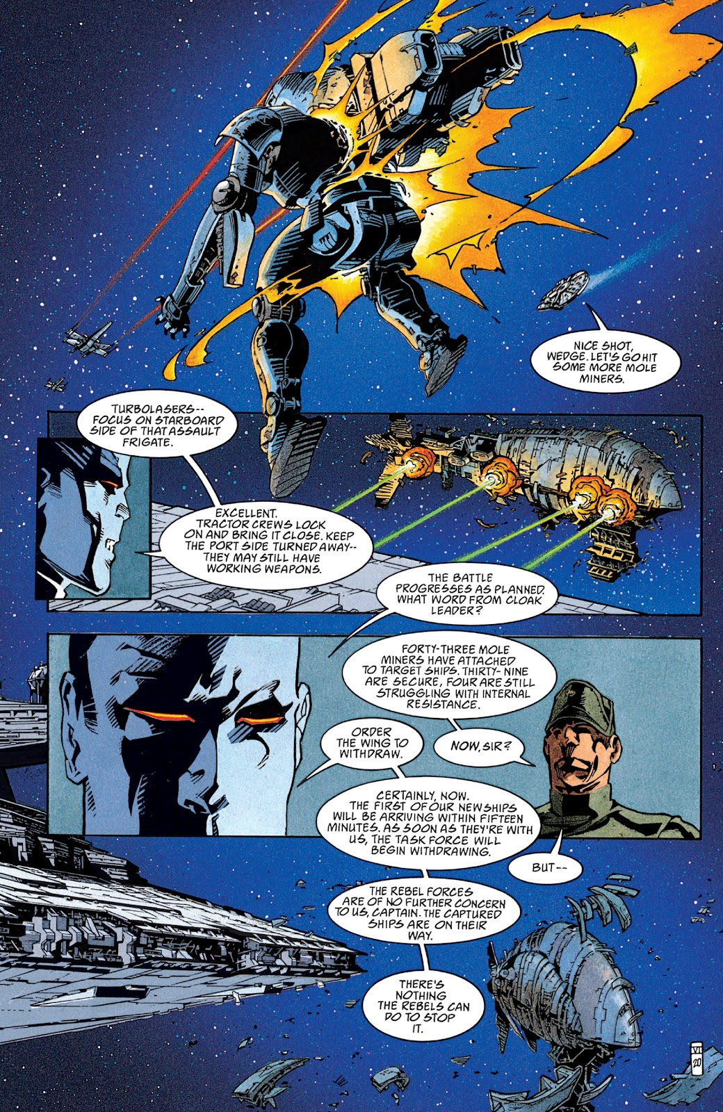 Read online Star Wars Legends: The New Republic - Epic Collection comic -  Issue # TPB 4 (Part 2) - 43