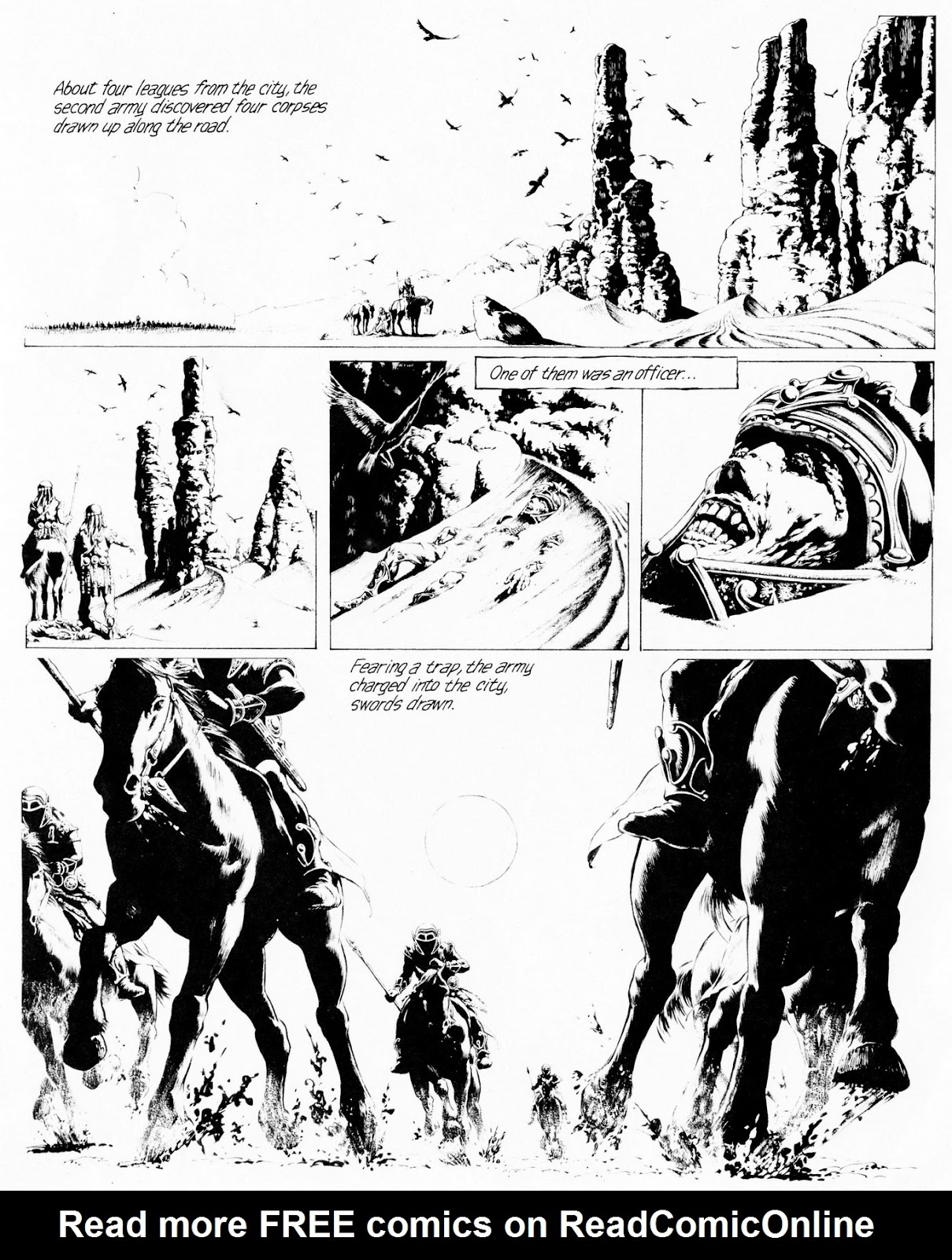 Conquering Armies issue TPB - Page 16