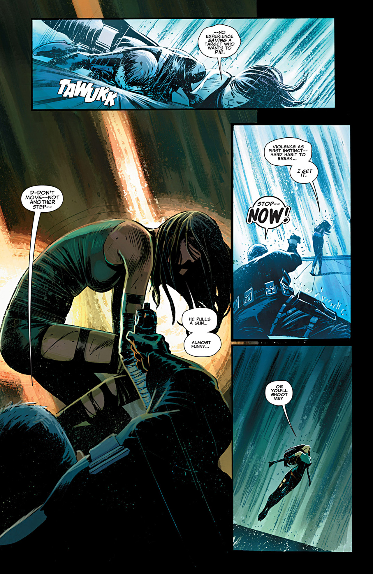 Read online Uncanny X-Force (2010) comic -  Issue #29 - 6