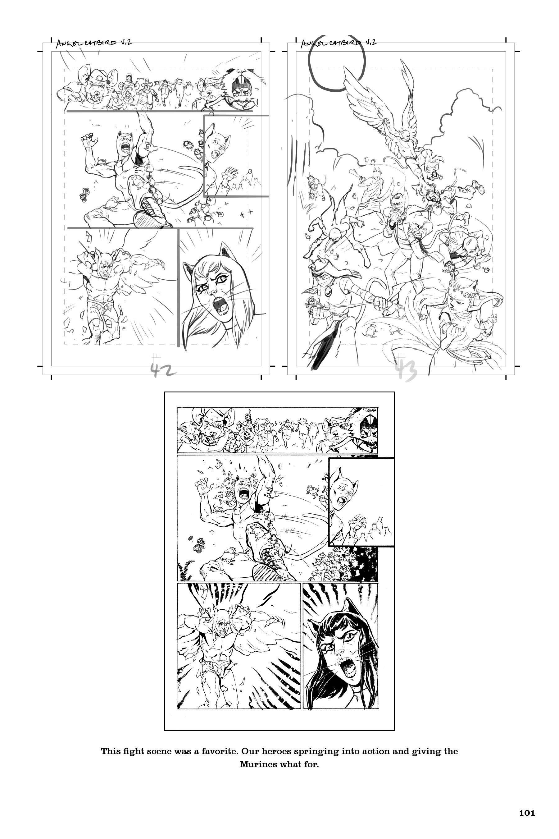 Read online Angel Catbird comic -  Issue # TPB 2 - 102