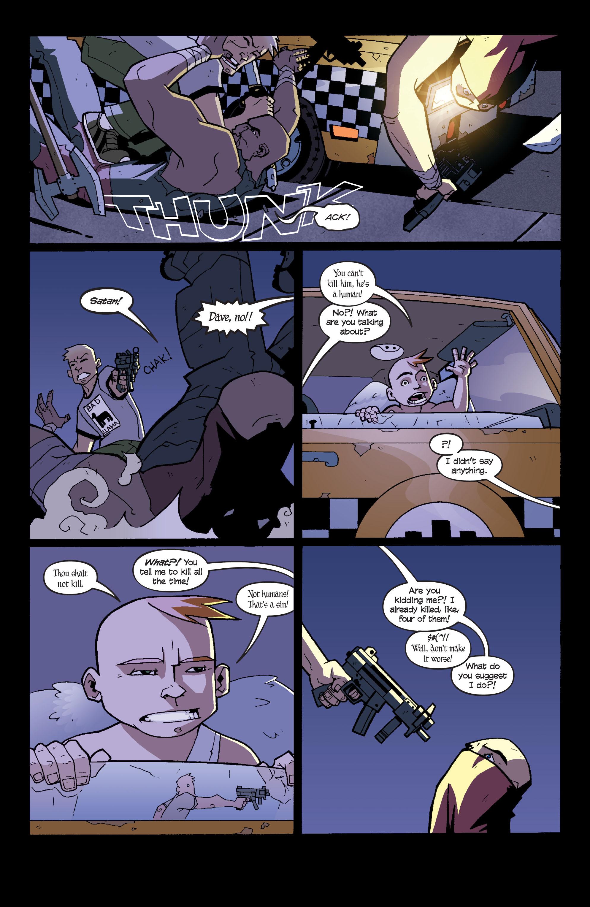 Read online Killer Of Demons comic -  Issue #2 - 28