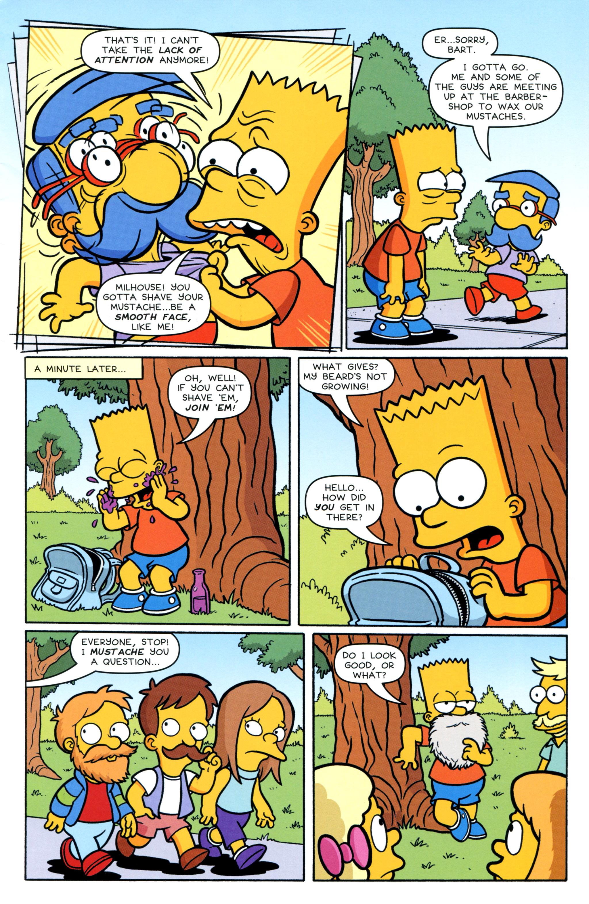 Read online Simpsons Comics Presents Bart Simpson comic -  Issue #89 - 7