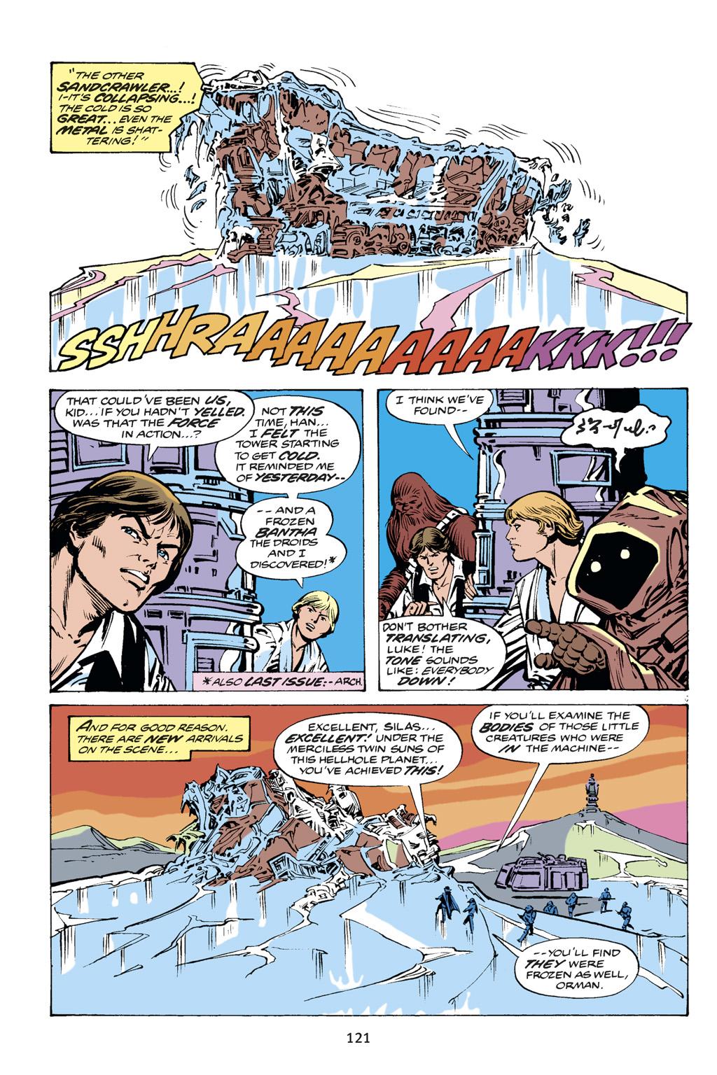Read online Star Wars Omnibus comic -  Issue # Vol. 14 - 121