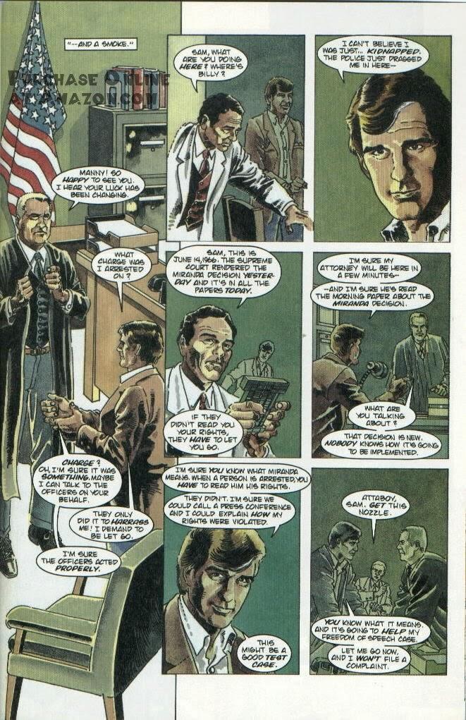 Read online Quantum Leap comic -  Issue #10 - 21