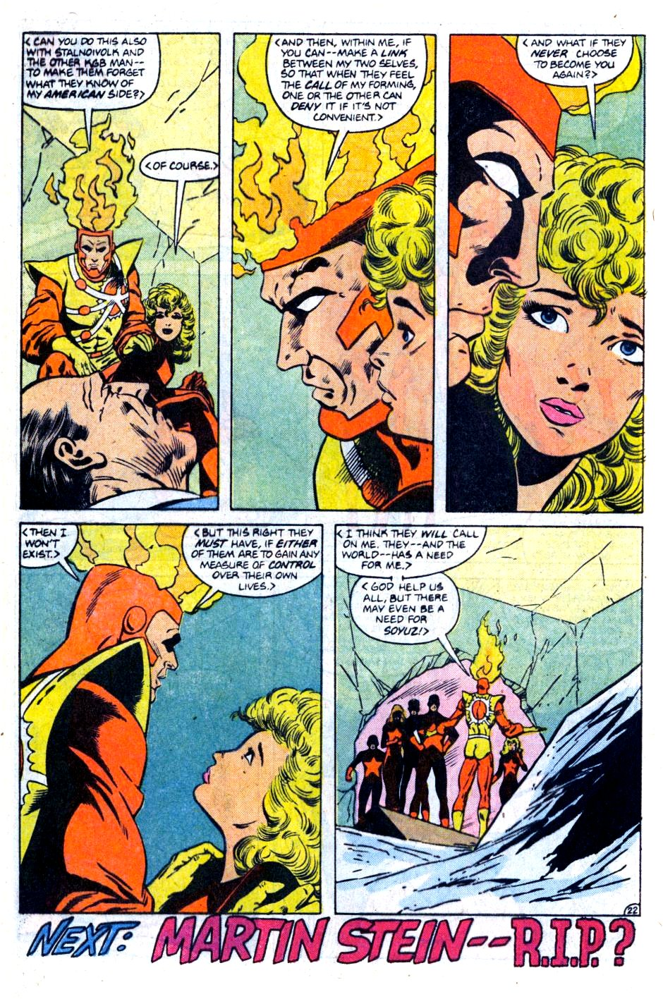 Firestorm, the Nuclear Man issue 73 - Page 23