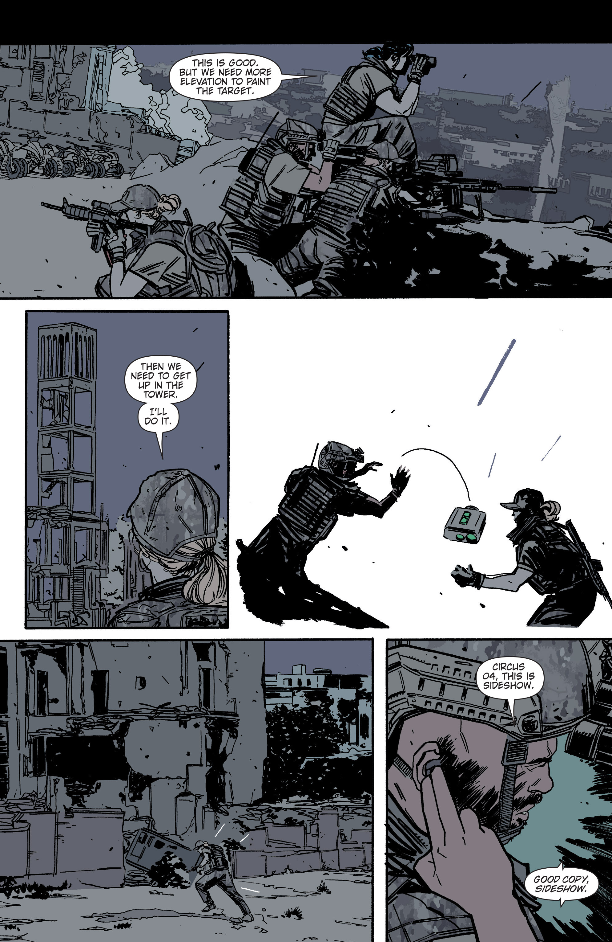 Read online The Activity comic -  Issue #9 - 11